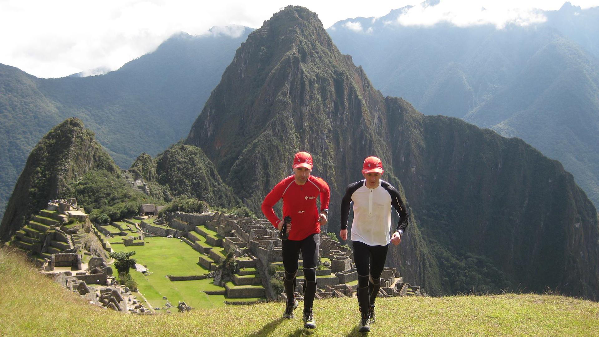 En Perú se lleva a cabo una de las maratones más exigentes (Facebook Maratón Camino del Inca)