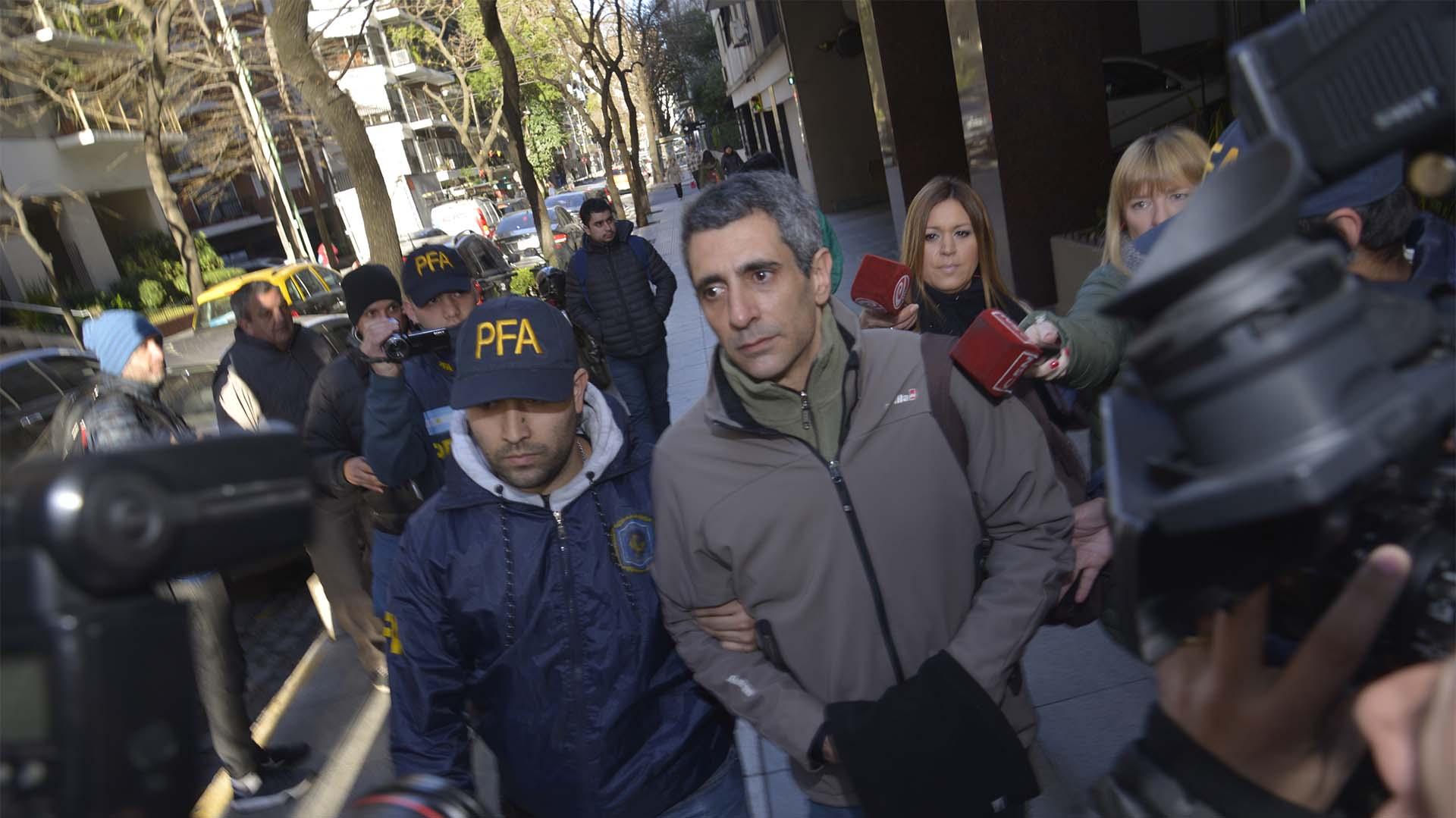 Roberto Baratta, apuntado como uno de los que armaron la operación contra Stornelli (foto Gustavo Gavotti)