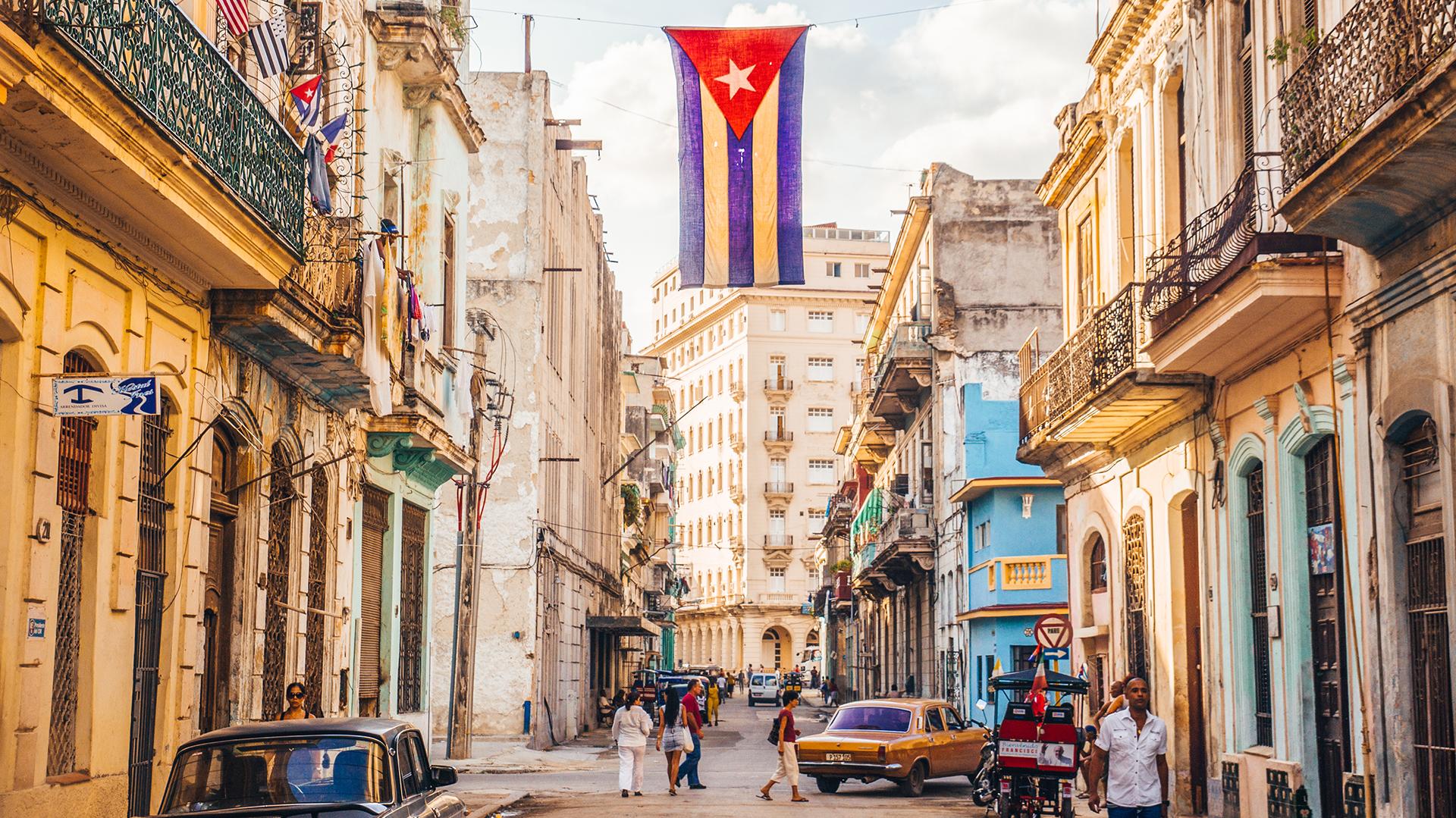 La Habana es la principal zona turística de Cuba (Getty)