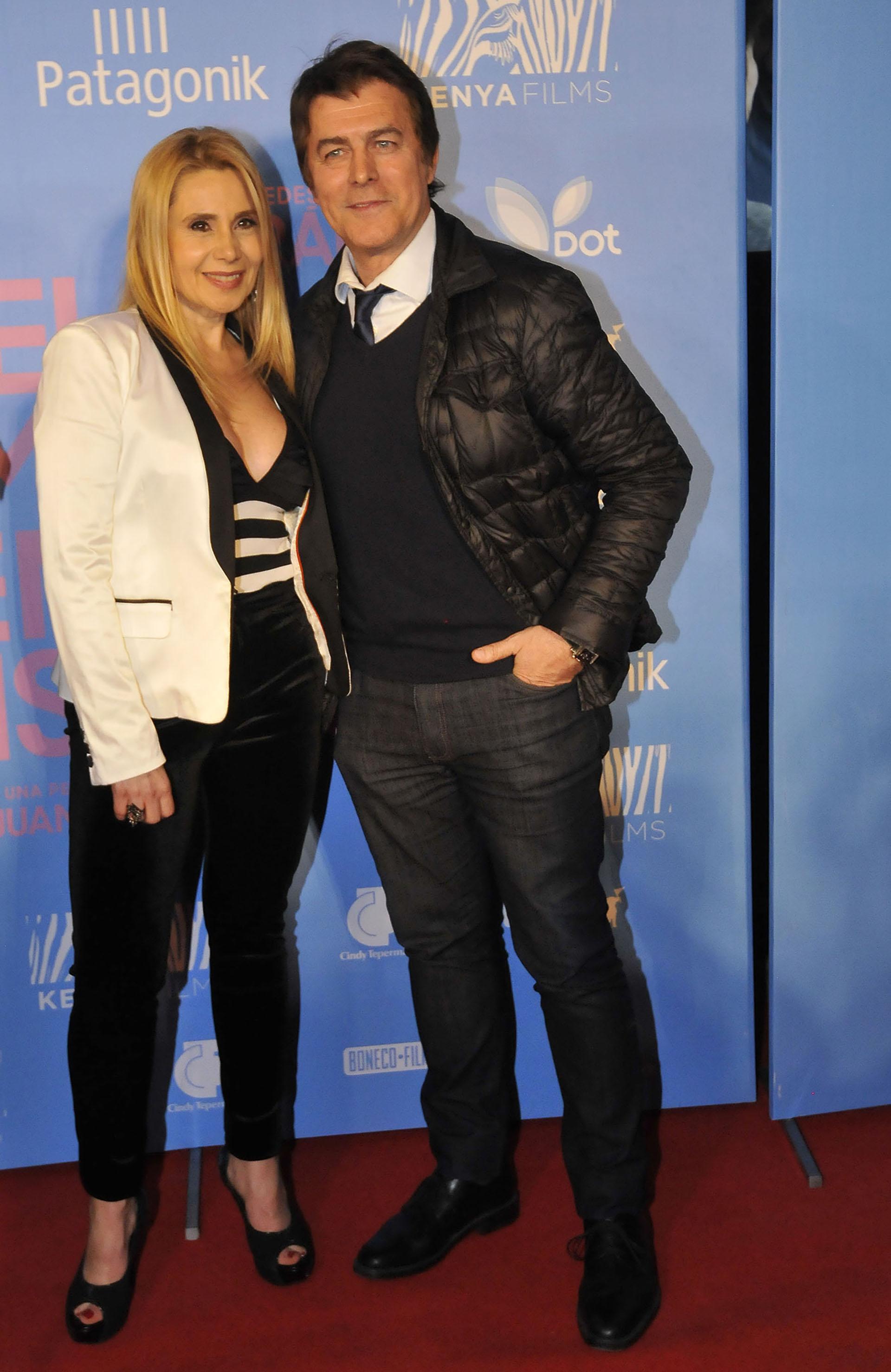 Andrea Politti y Gabriel Corrado