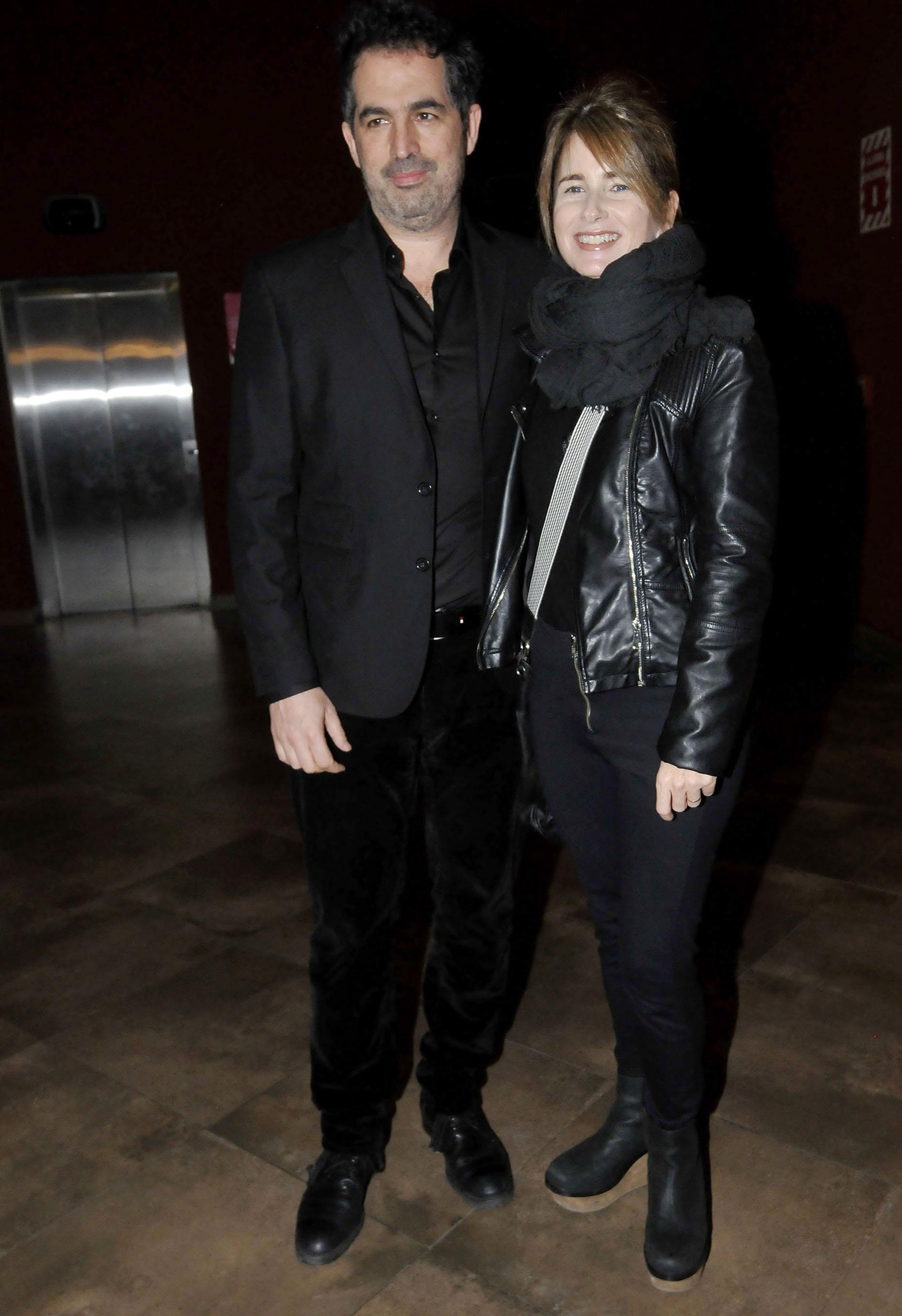 Cecilia Dopazo y Juan Taratuto