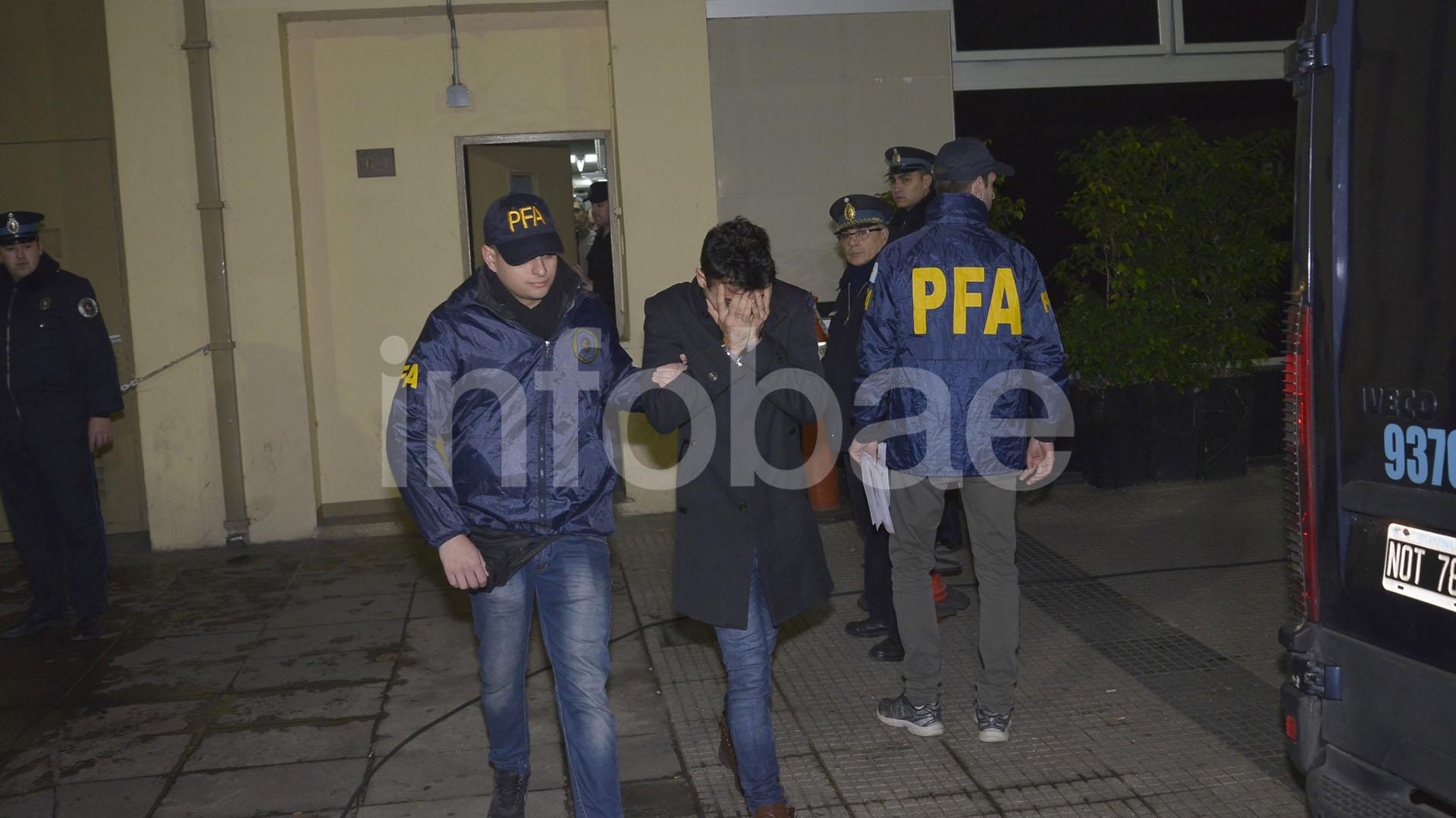 La Justicia busca a otros cinco acusados para su arresto (fotos: Gustavo Gavotti)