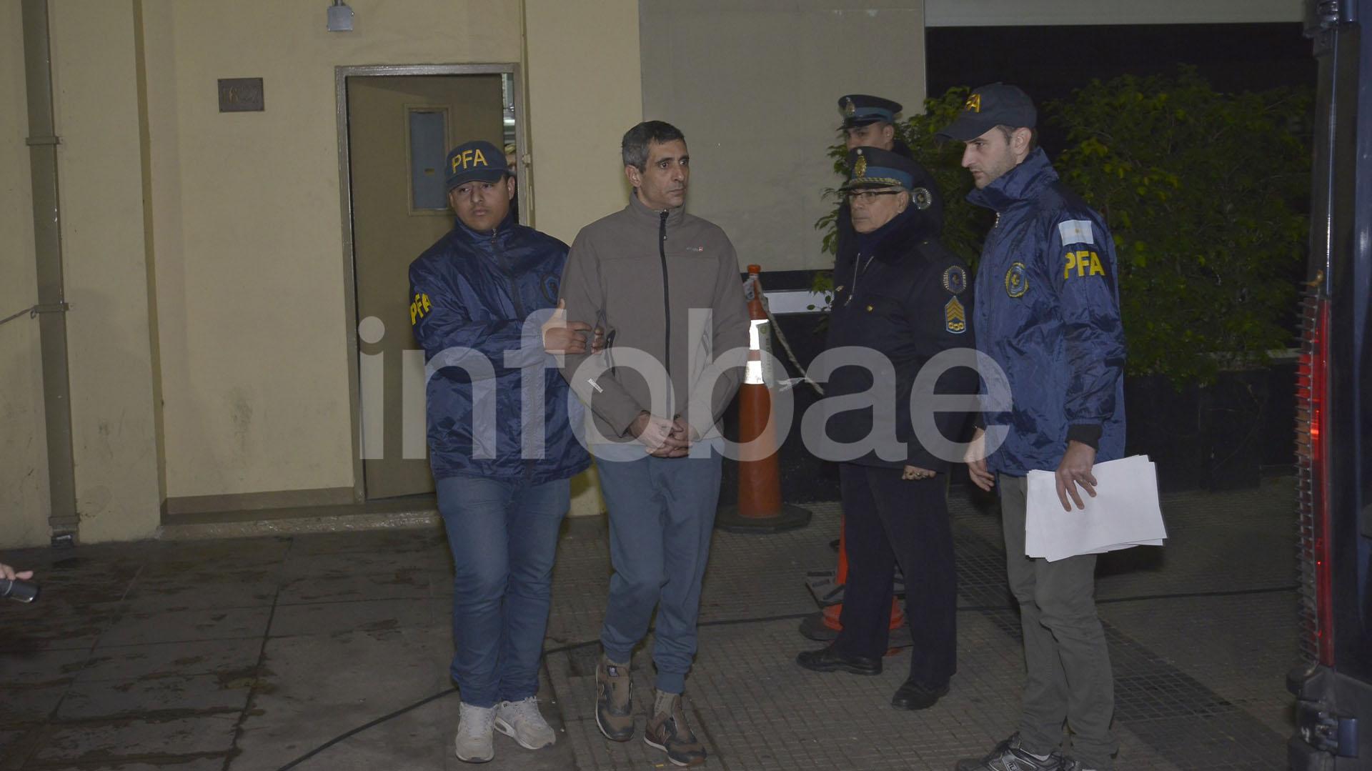 El ex funcionario Roberto Baratta es uno de los 11 detenidos
