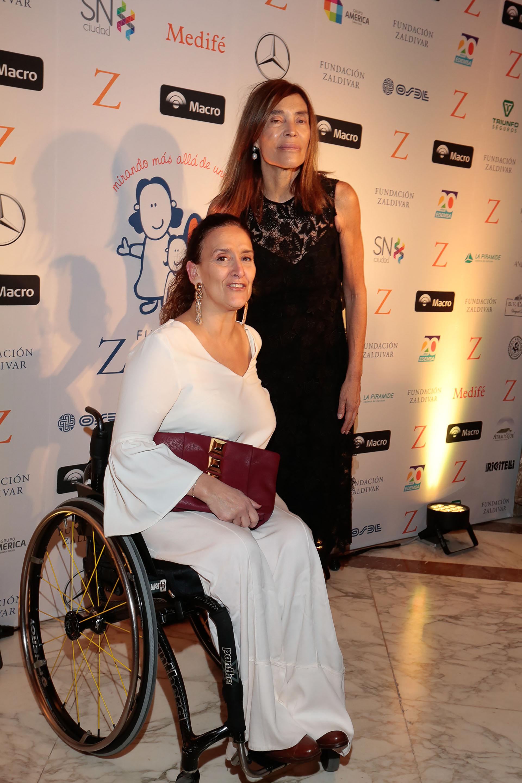 Gabriela Michetti y Estela Zaldivar