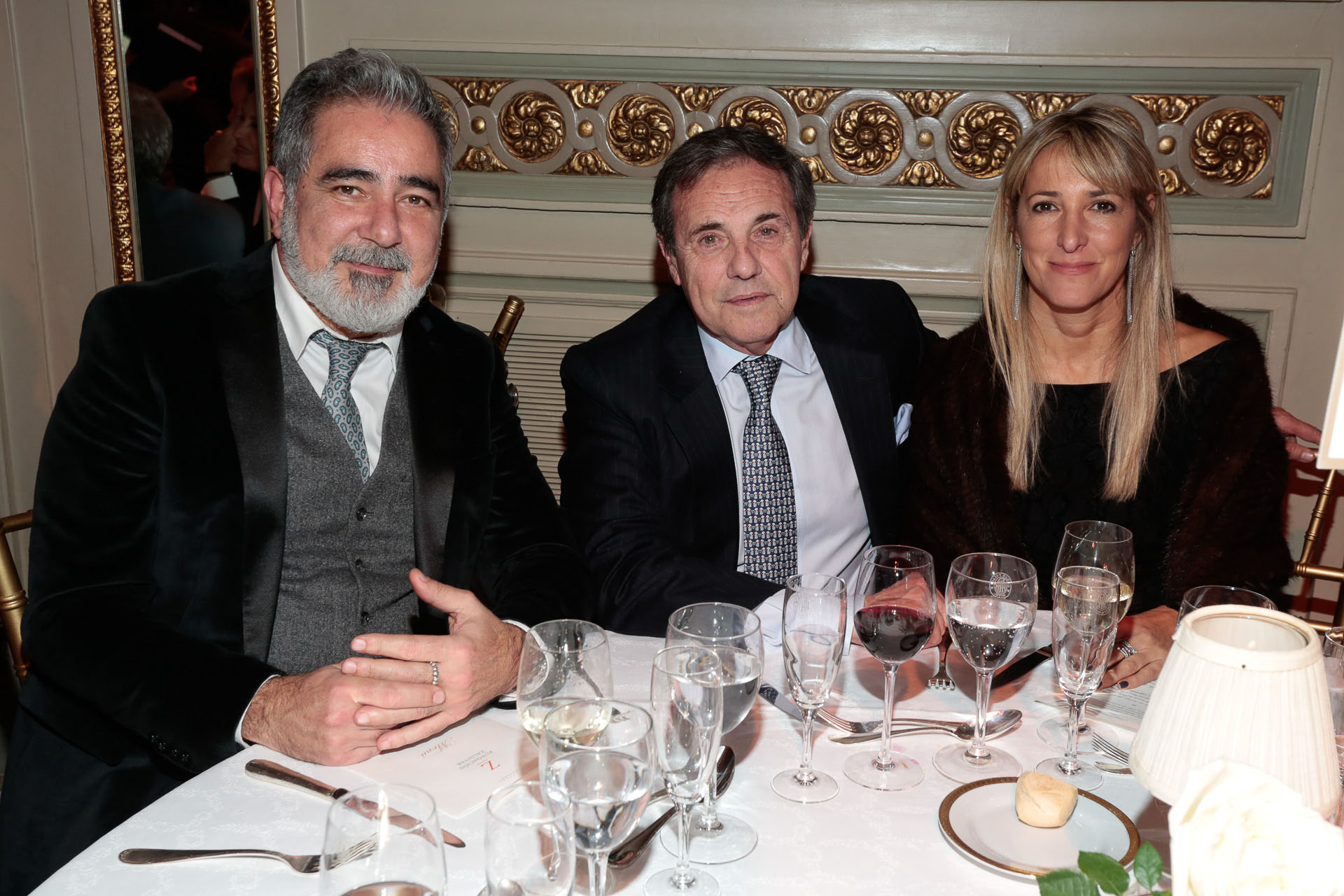 Emilio Xarriere y Jorge Sánchez Cordova