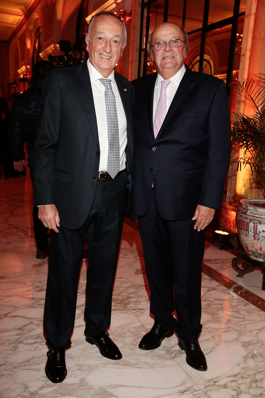 Miguel Acevedo y José Ignacio De Mendiguren