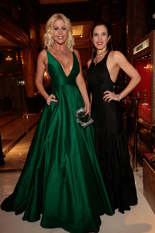 Barbie Simmons y Andrea Ciorciari