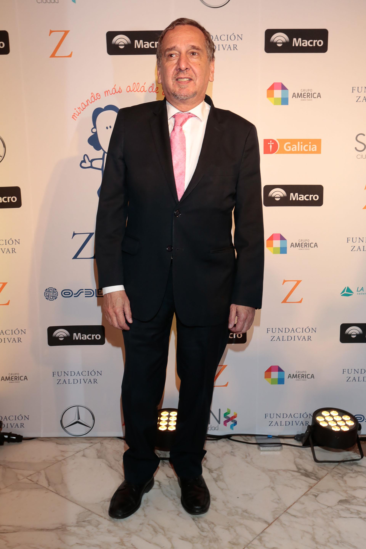 El ministro de Ciencia y Tecnología, Lino Barañao