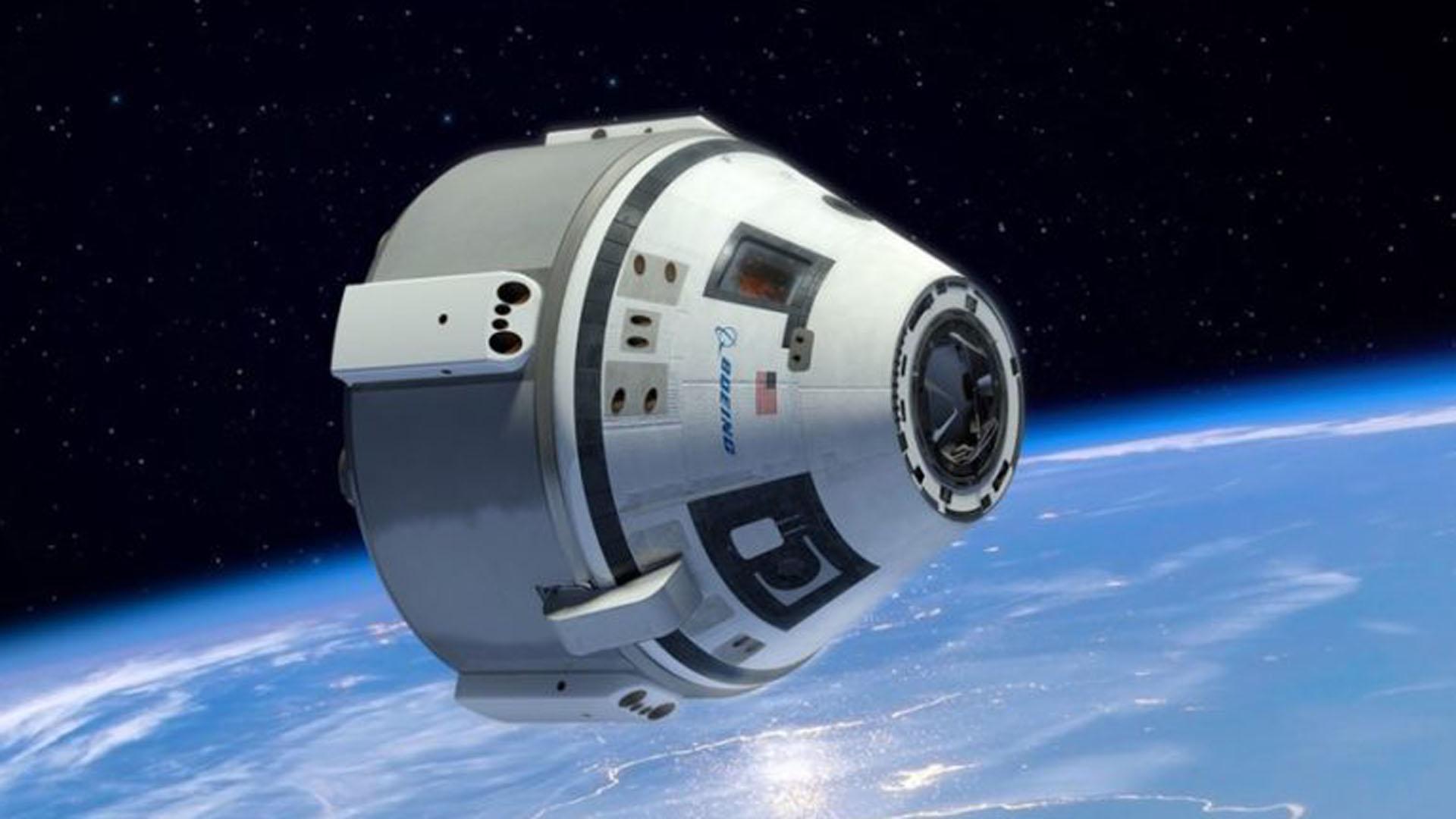 Así Es La Nueva Cápsula Espacial De La Nasa Construida Por