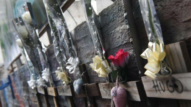 El recuerdo de las víctimas (La Capital)