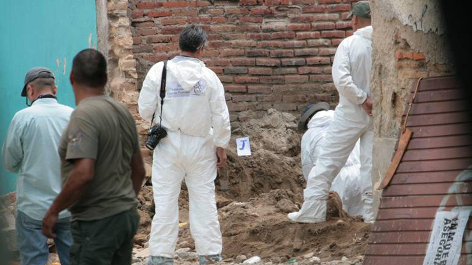 Algunos de los restos se localizaron en Cajeme, Sonora (Foto: Archivo)