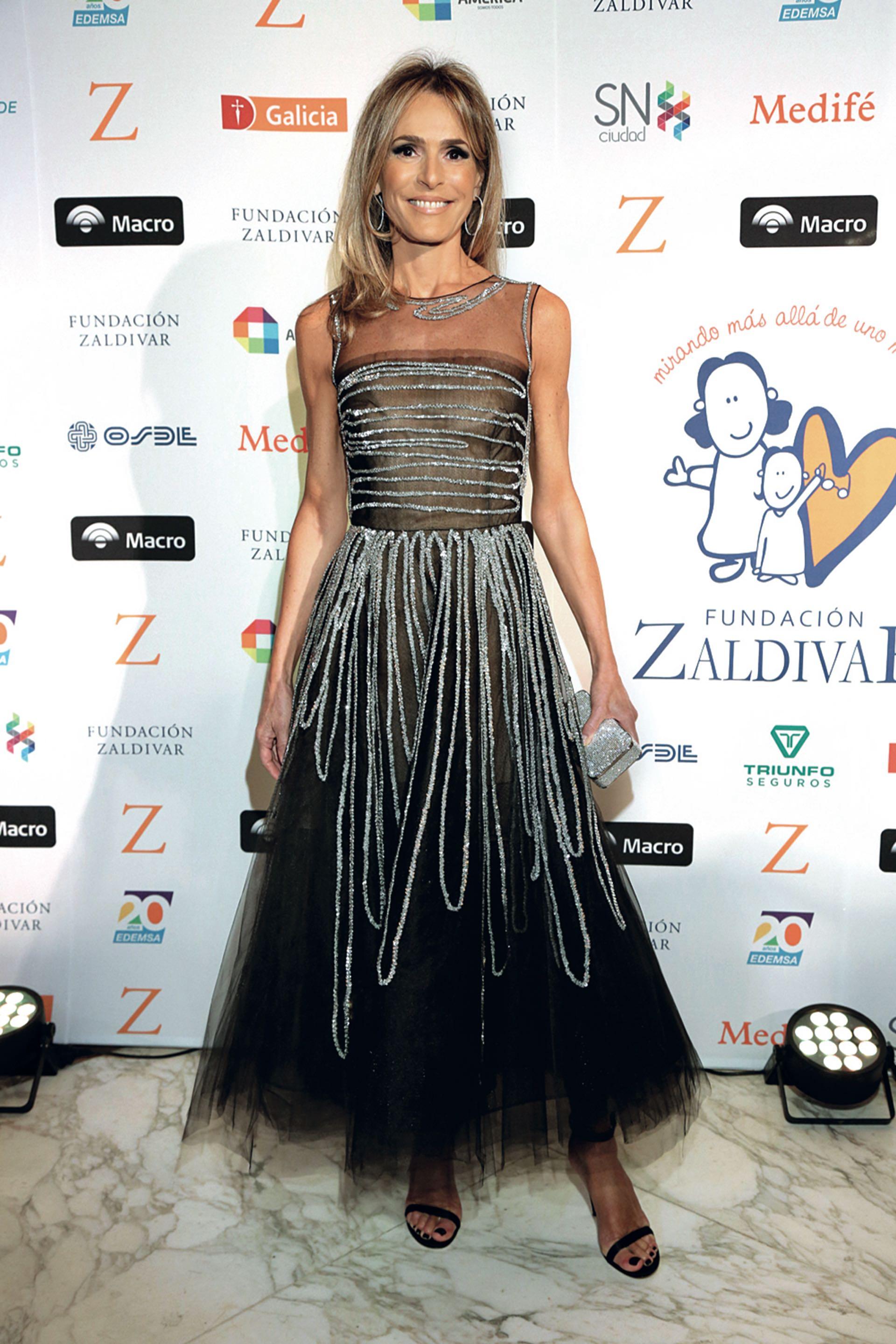 Rosella della Giovampaola, siempre entre las mejor vestidas.