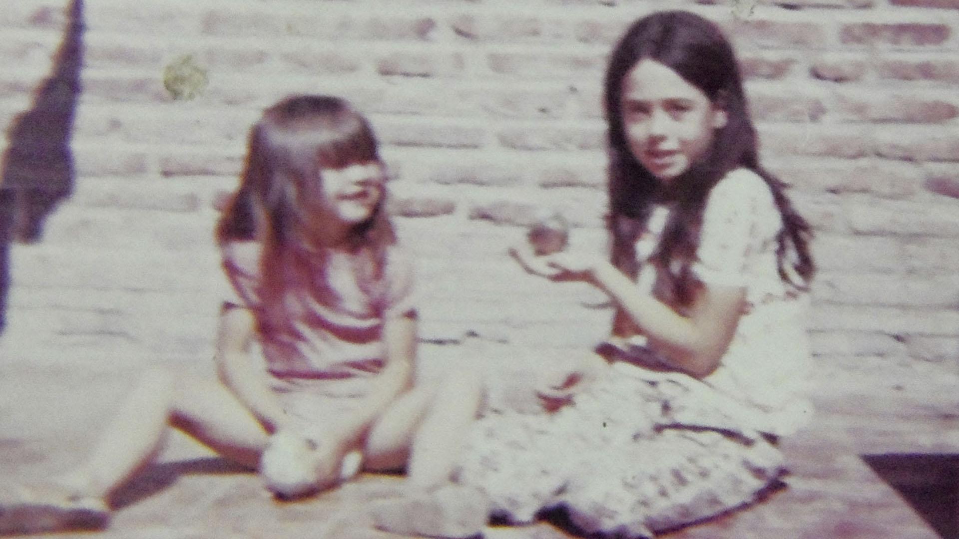 Mónica y Alejandra Santucho