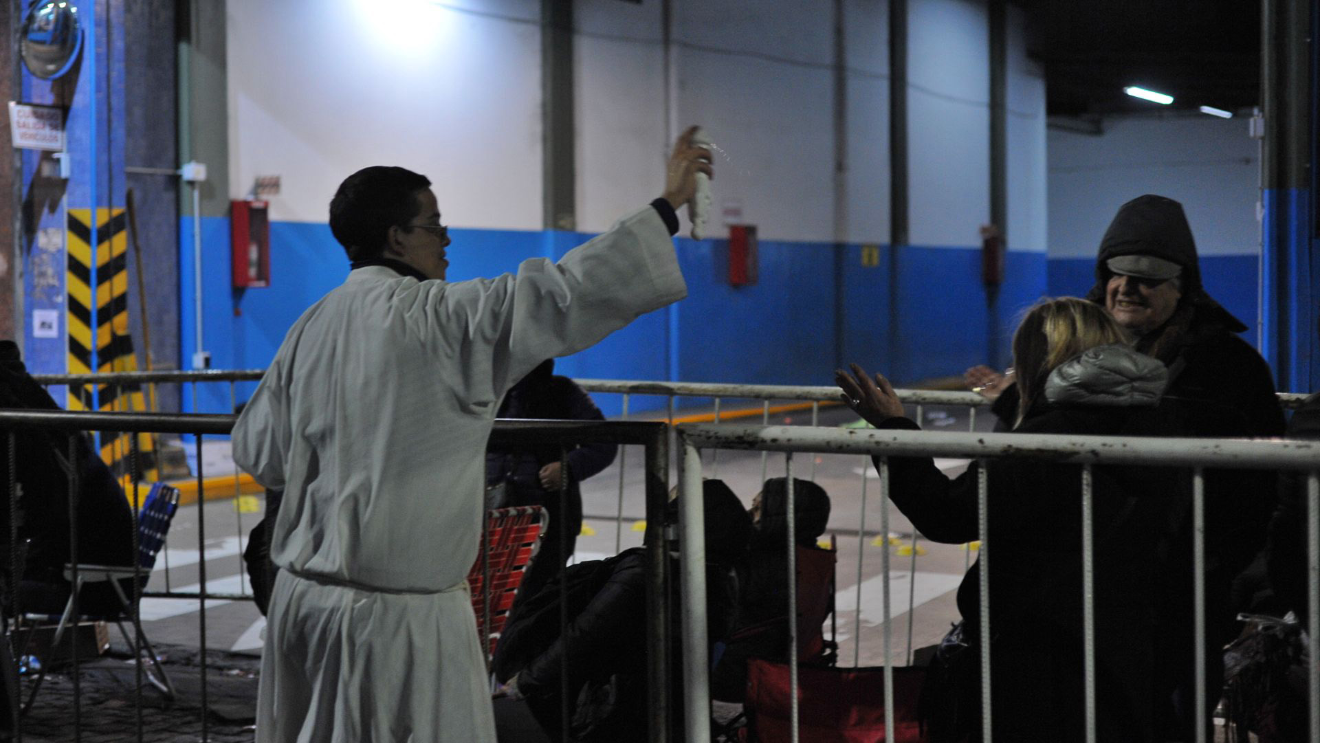 El Santuario permanecerá abierto las 24 horas. Desde las 4 se celebrarán misas cada hora hasta las 11 de la mañana