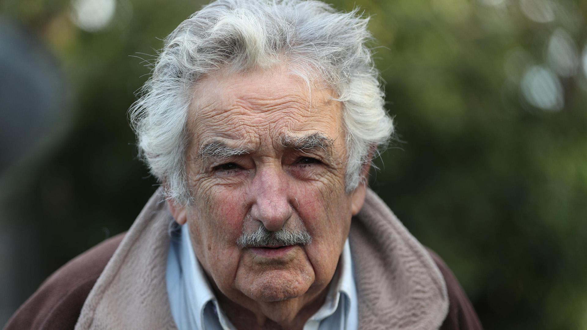 José Mujica, a los 83 años (EFE)