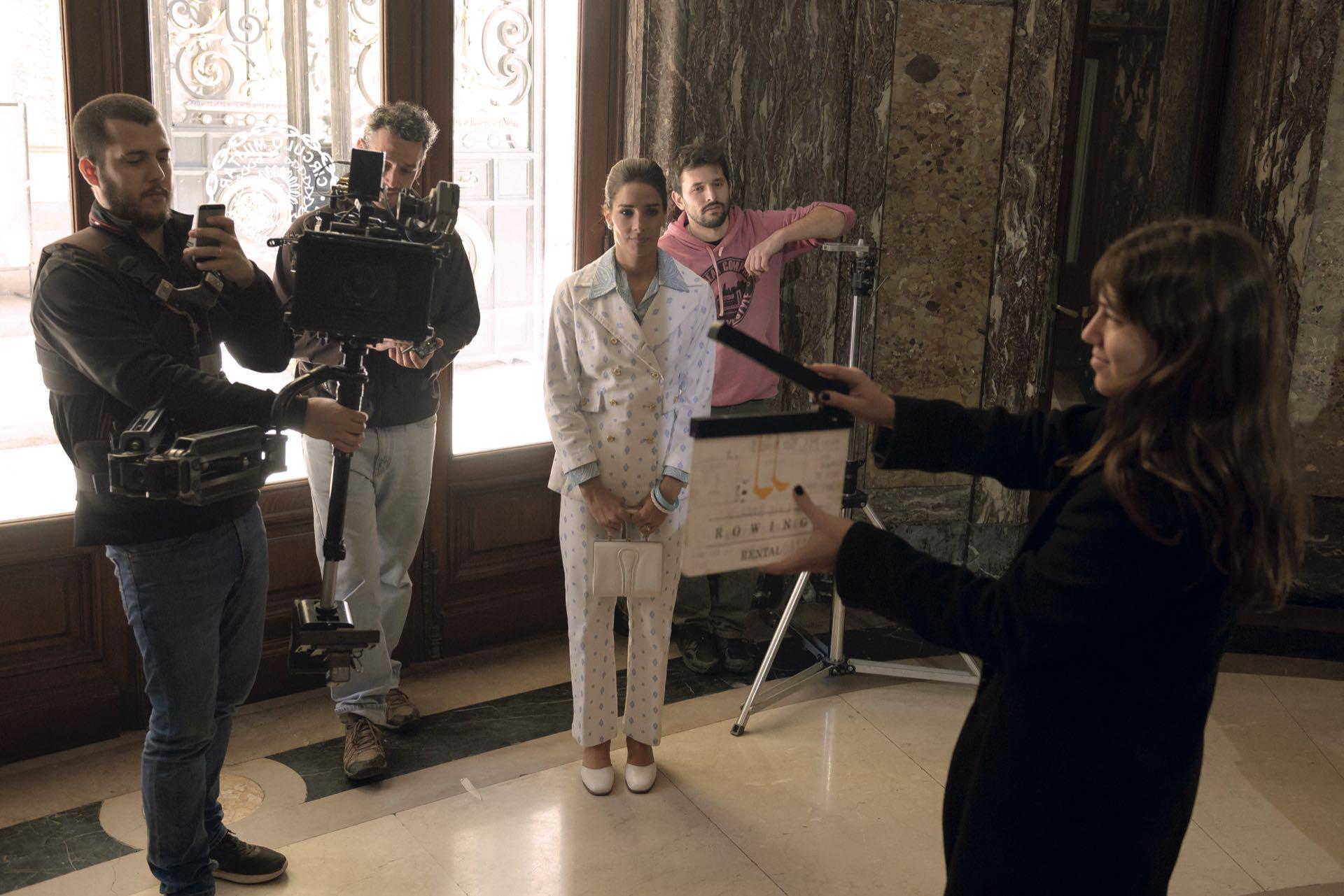Juana Viale la entrevista en Casa Rosada, donde José López Rega le avisó que sería prohibida.