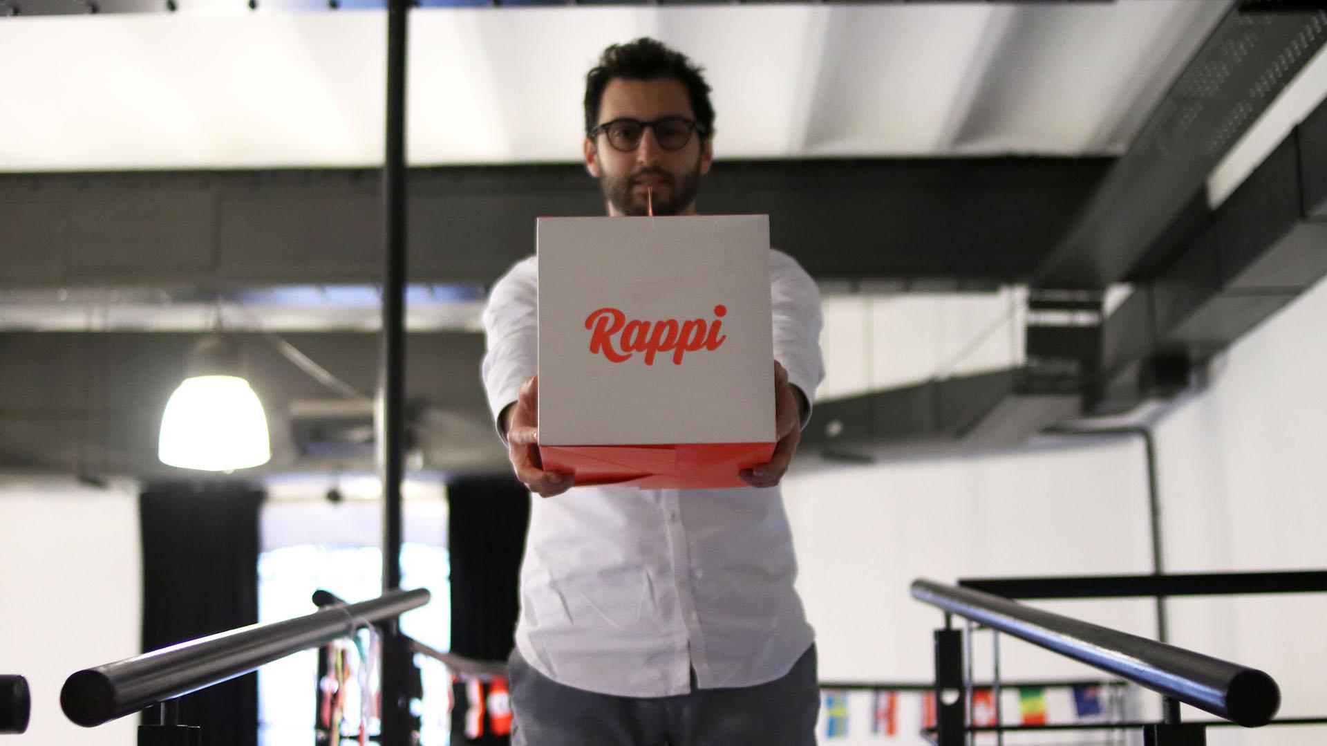 Matías Casoy, cabeza local de Rappi, pasó antes por otras empresas tech, como Groupon y Linio (Lihue Althabe)