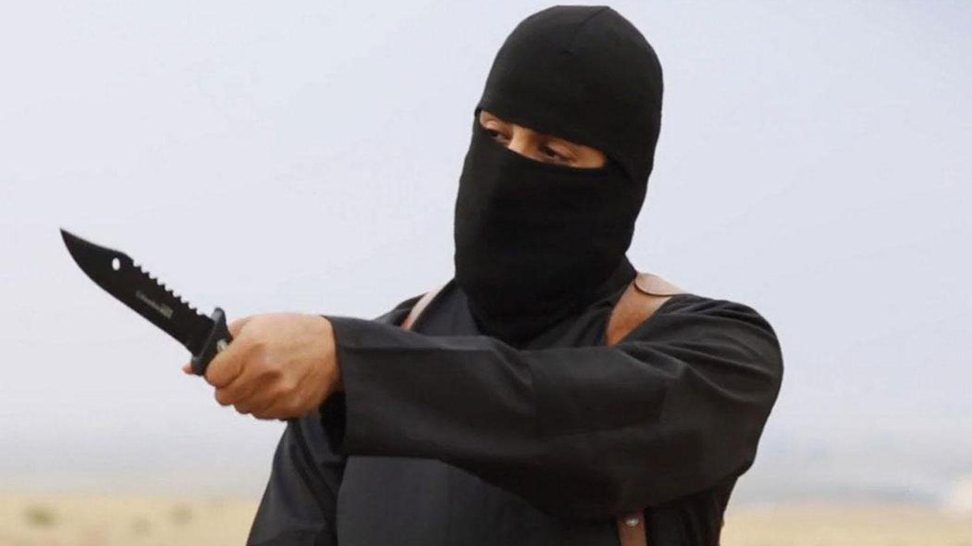 Jihadi John (AP)