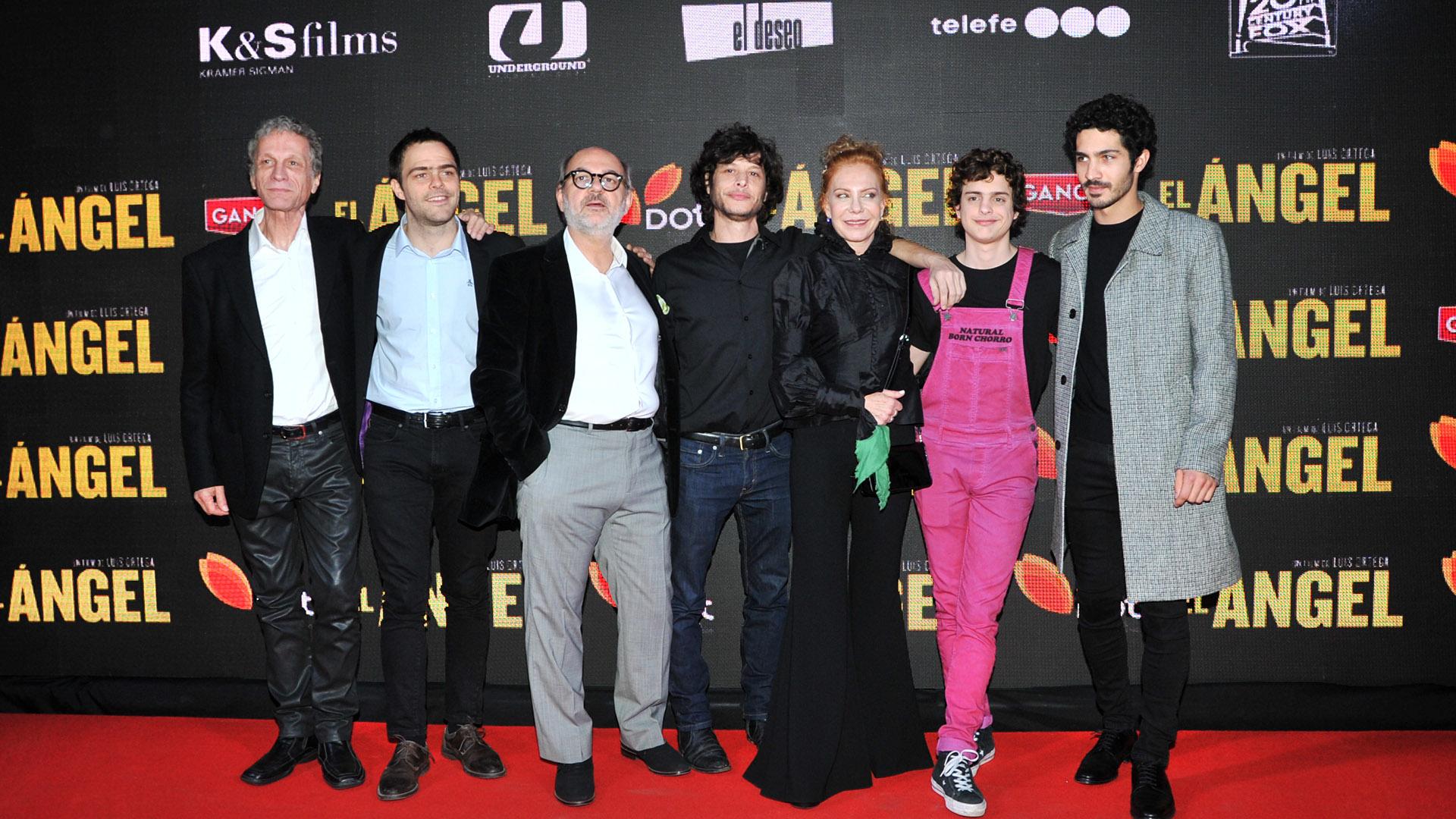 """La película """"El ángel"""" está basada en la vida de Carlos Robledo Puch, un asesino que a los 20 años fue condenado a cadena perpetua (Teleshow)"""