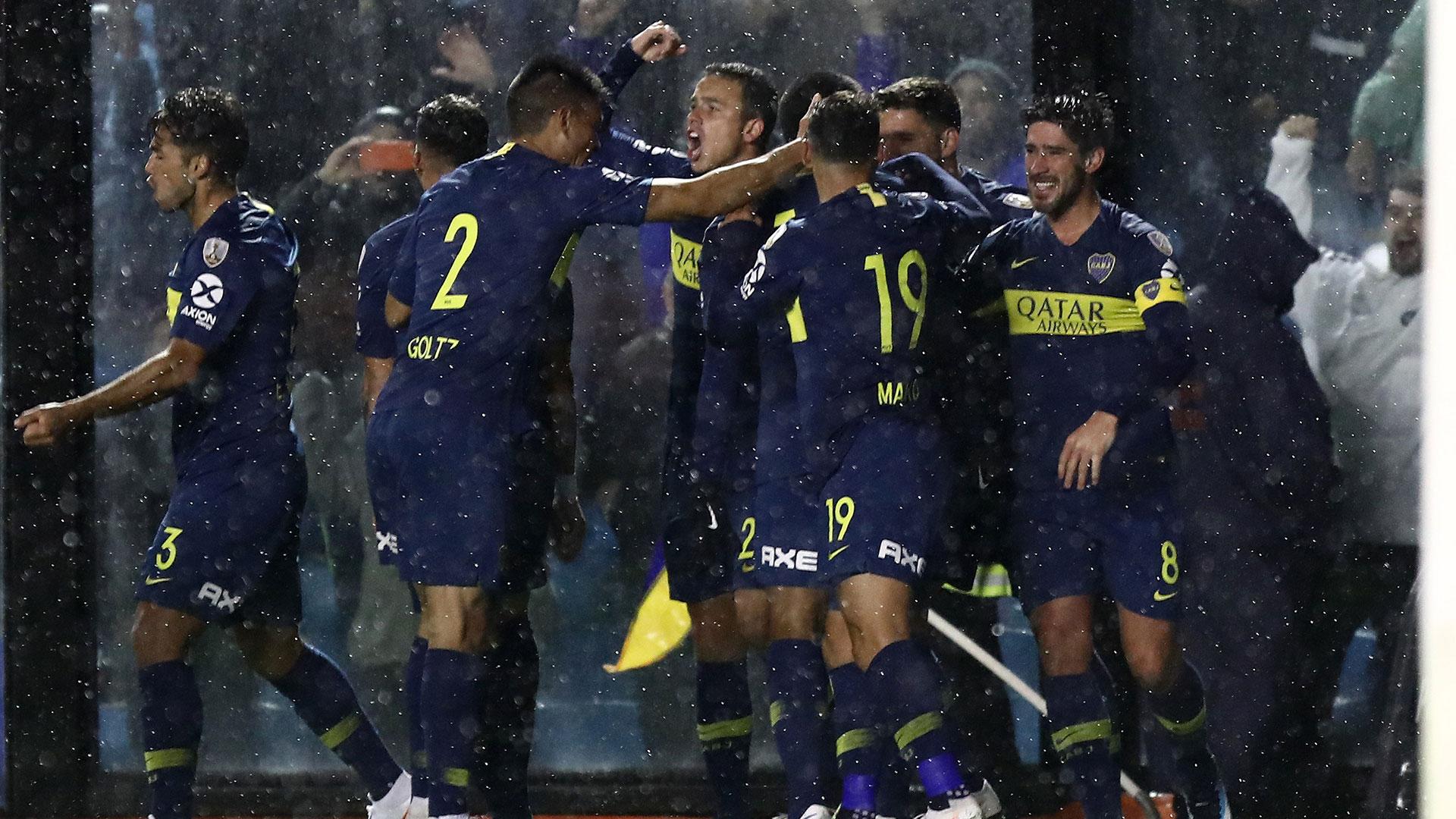 Boca inicia la defensa del título en la Superliga (EFE)