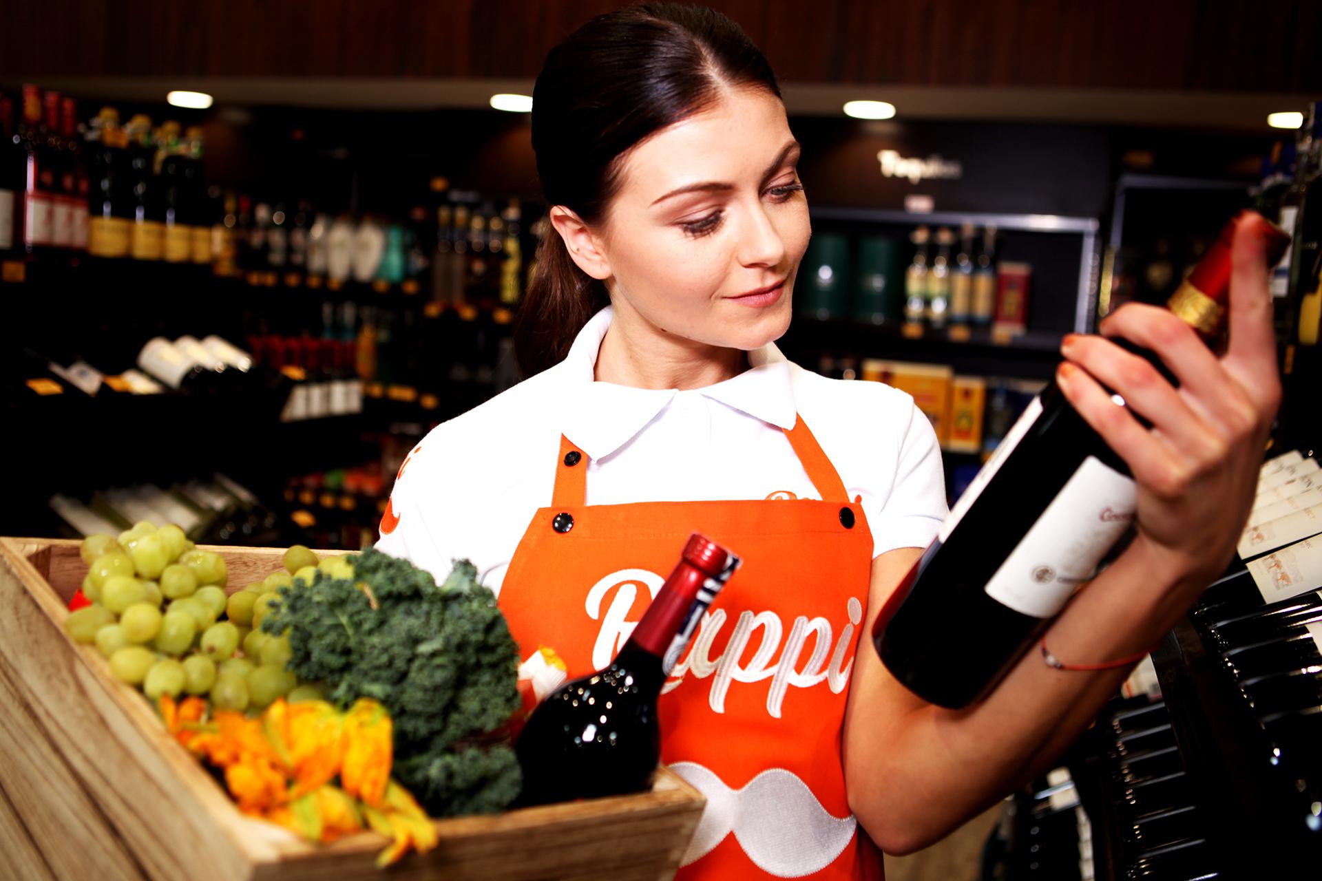 Rappi también tiene un servicio de compras en supermercados