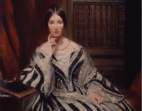 Angela Burdett-Coutts, fue nombrada noble por su tarea filantrópica. (National Portrait Gallery)