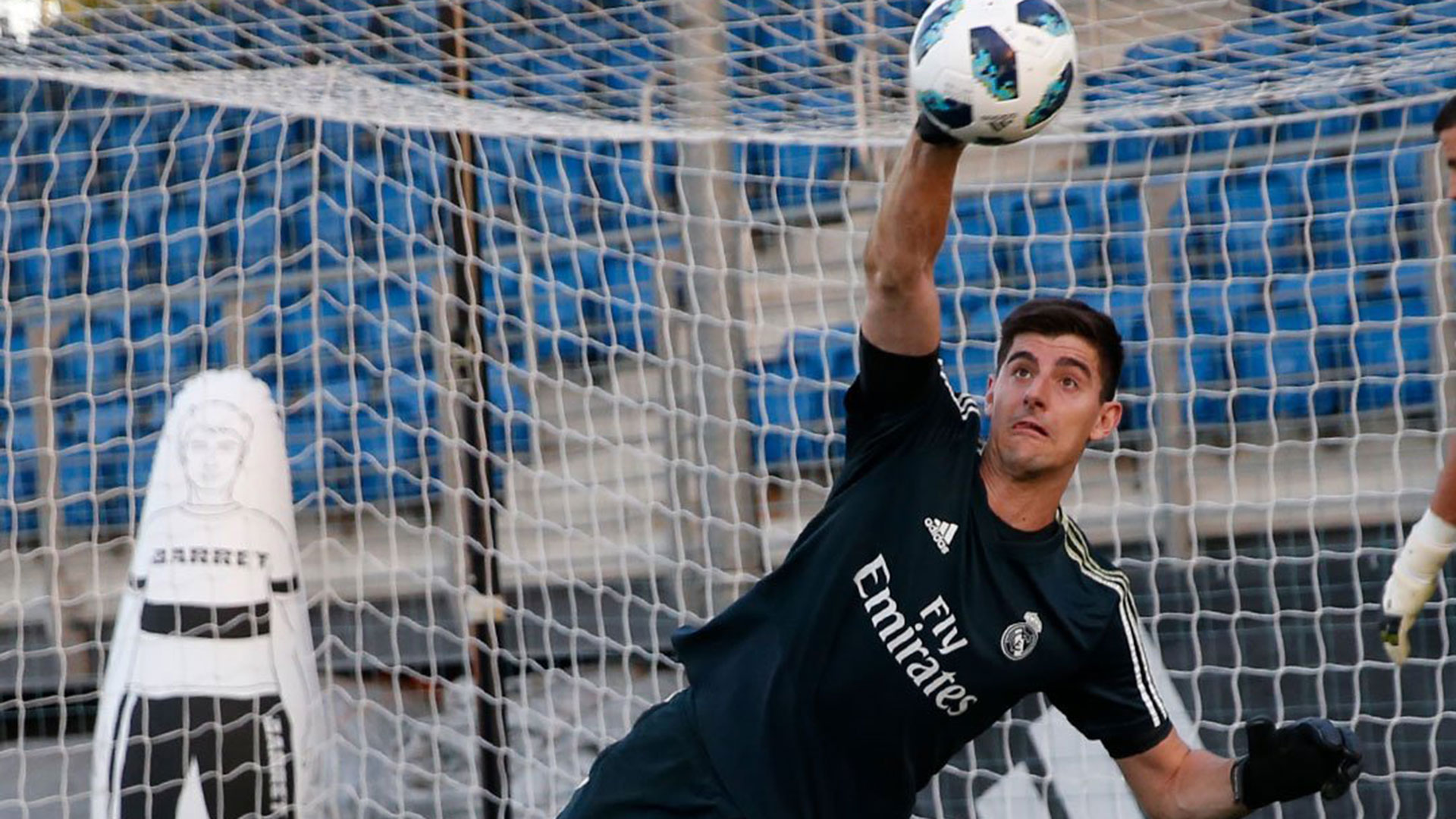 El arribo de Thibaut Courtois cambió el panorama en la portería del Real Madrid