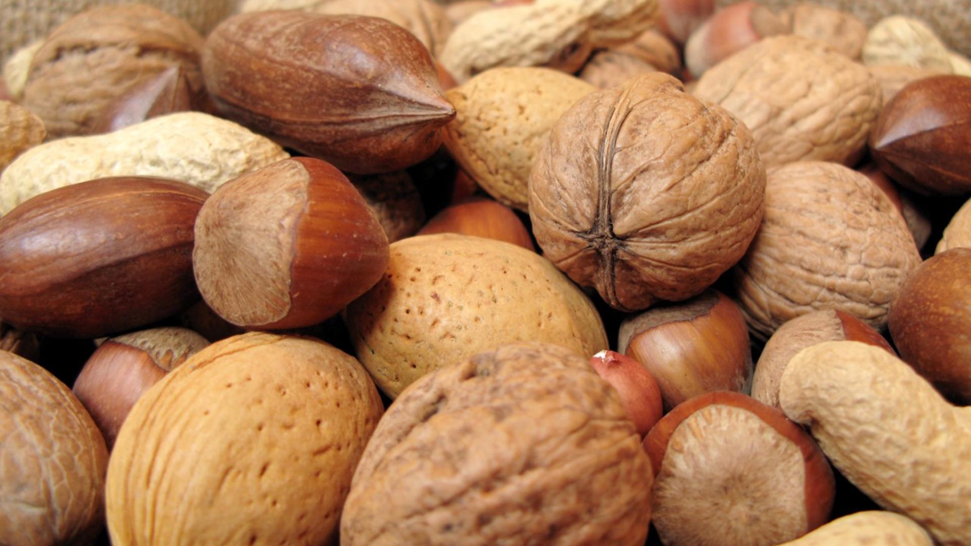 Los frutos secos son alimentos muy completos, con muchos minerales. Permiten reducir el colesterol y los triglicéridos