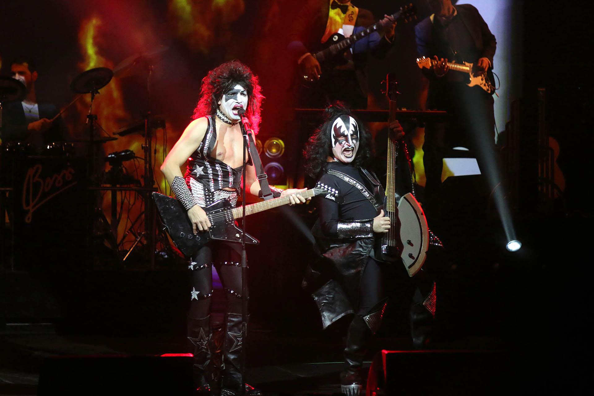 El tributo a Kiss