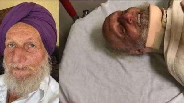 Sahib Singh Natt, 71 años