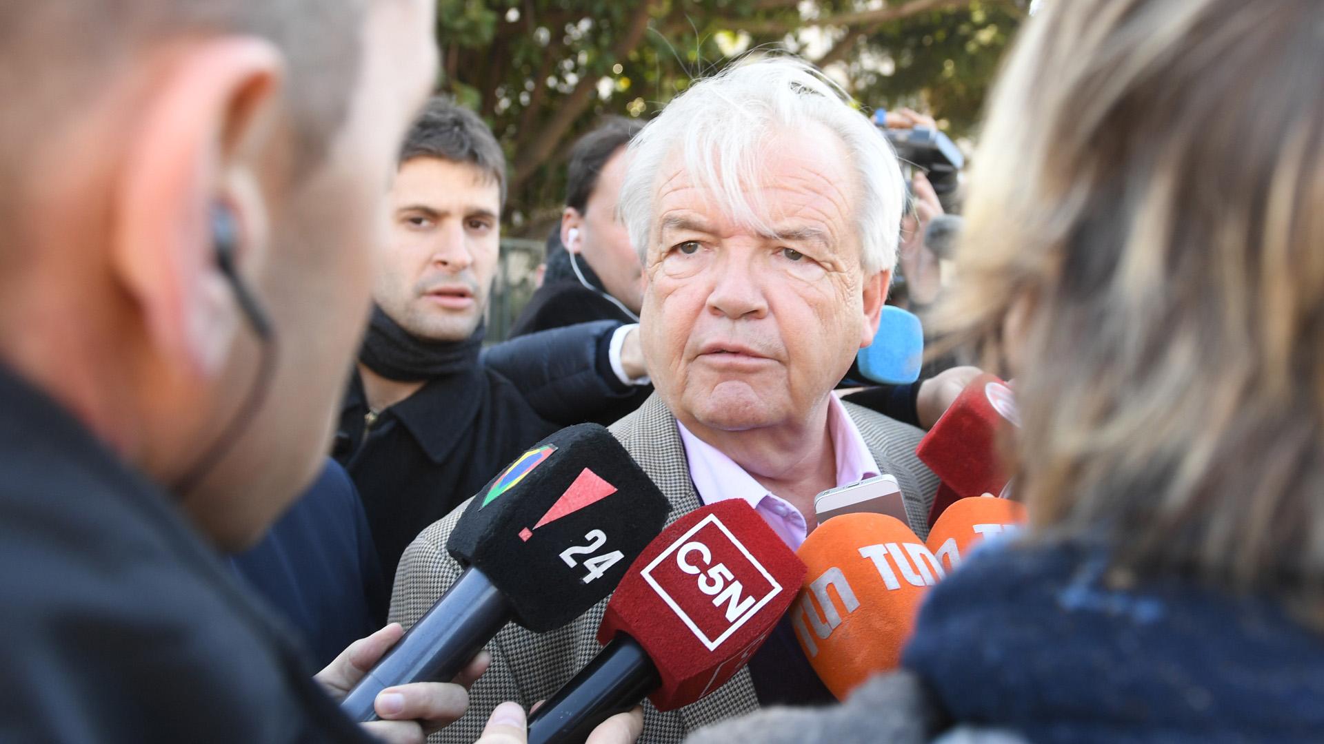 Luis Betnaza, también de Techint, reconoció pagos al gobierno kirchnerista