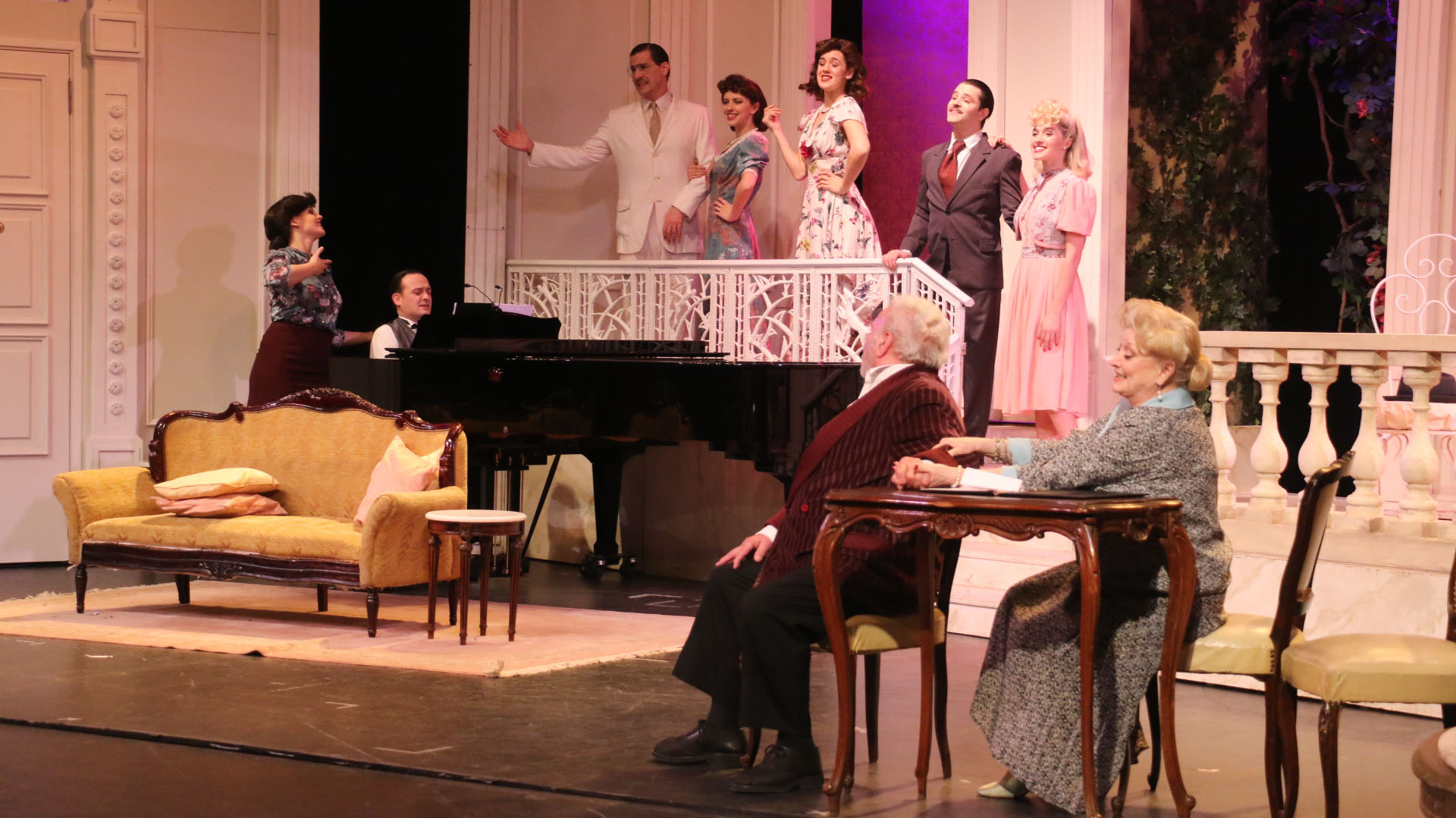 La obra se estrenó el 1 de junio en un remodelado Centro Cultural 25 de Mayo