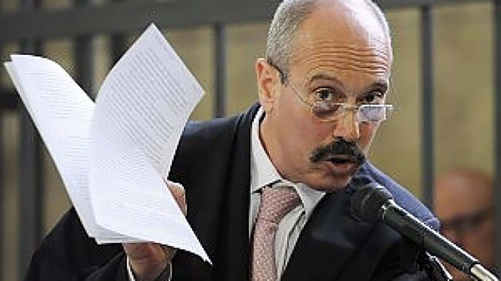 El fiscal italiano Fabio Di Pasquale