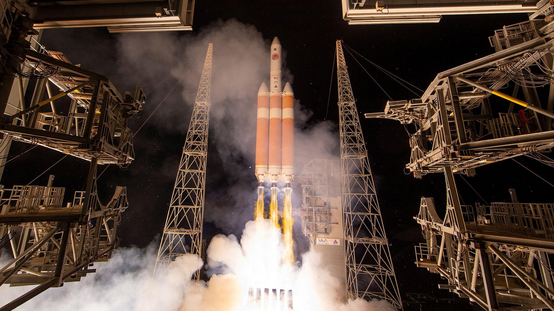 La sonda, nombrada así por el astrofísico solar estadounidense Eugene Newman Parker, tendrá que sobrevivir condiciones difíciles de calor y radiación