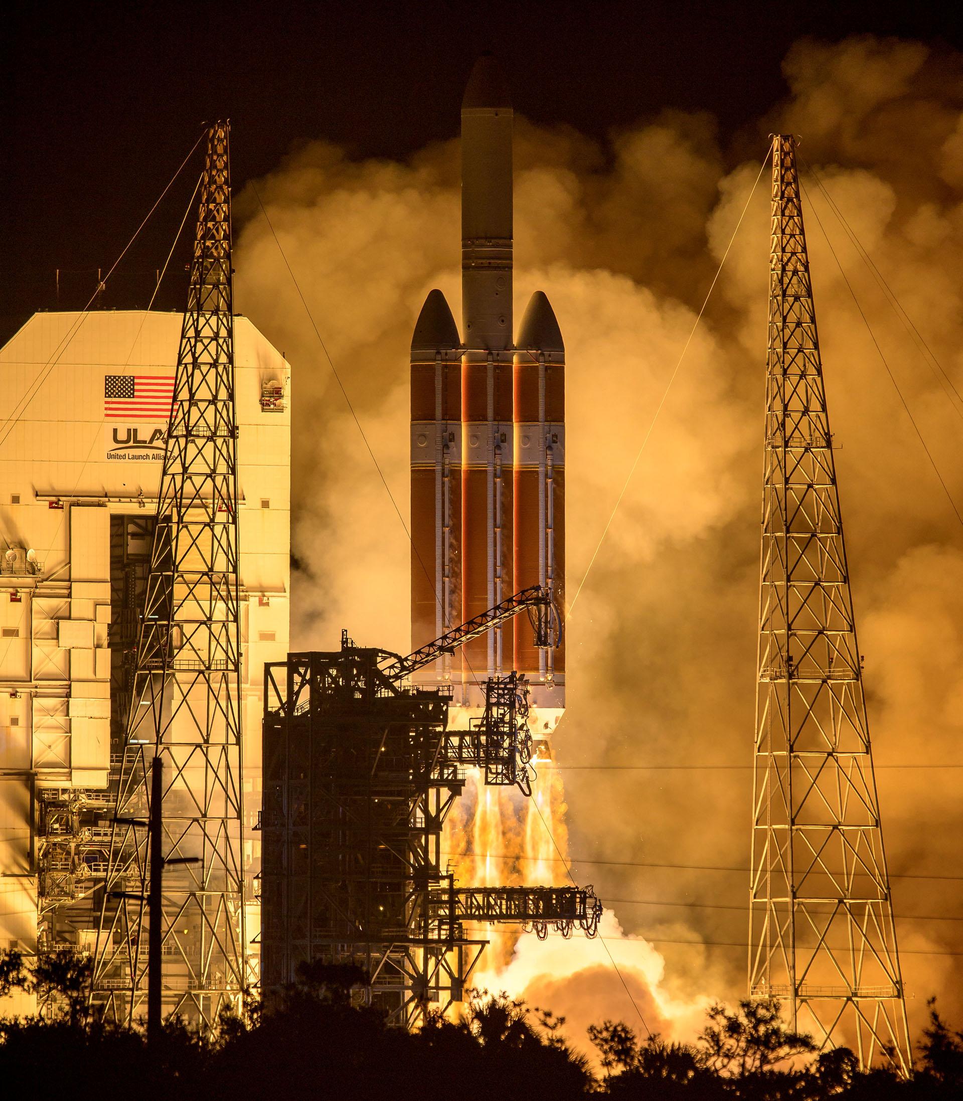 El proyecto, con un costo de 1.500 millones de dólares, es la primera misión importante bajo el programa Living With a Star de la NASA