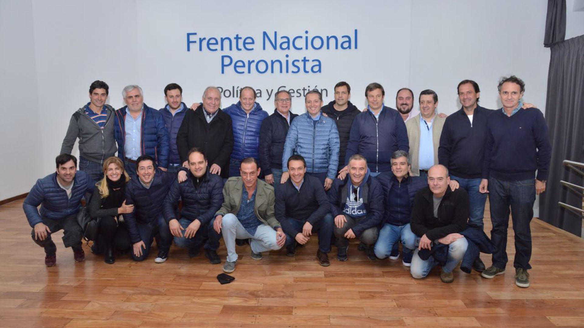 Los intendentes peronistas de Buenos Aires participarán en un acto en Merlo