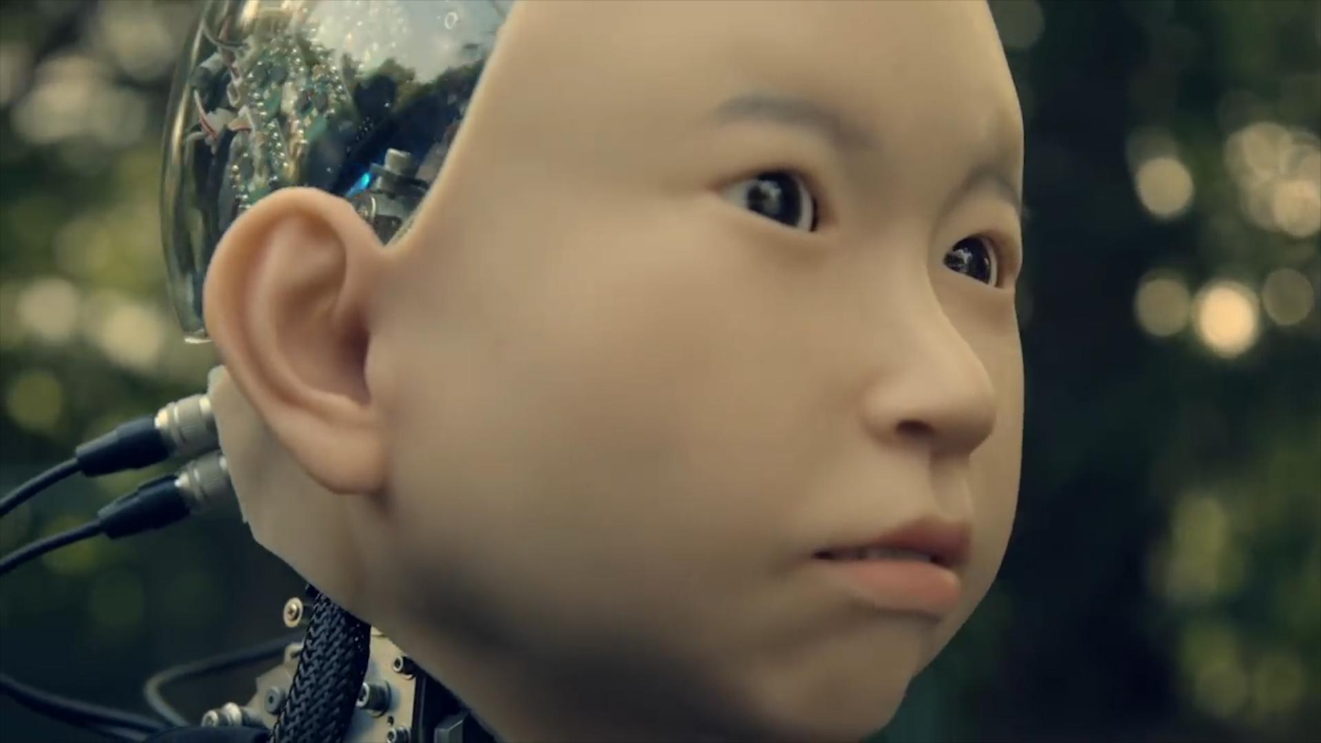 Ibuki, el robot niño que replica hasta los movimientos humanos ...