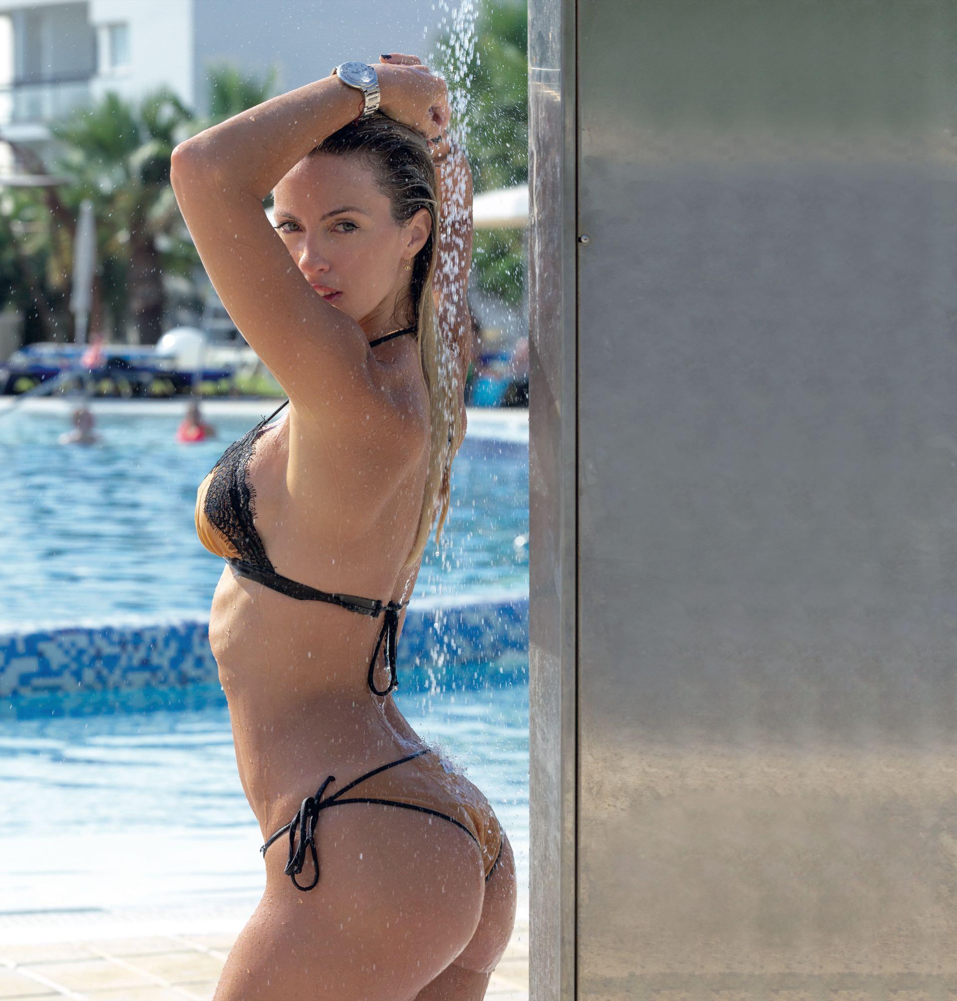 Rocío Guirao Díaz. (Foto: Cortesía Palladium Hotel Group)