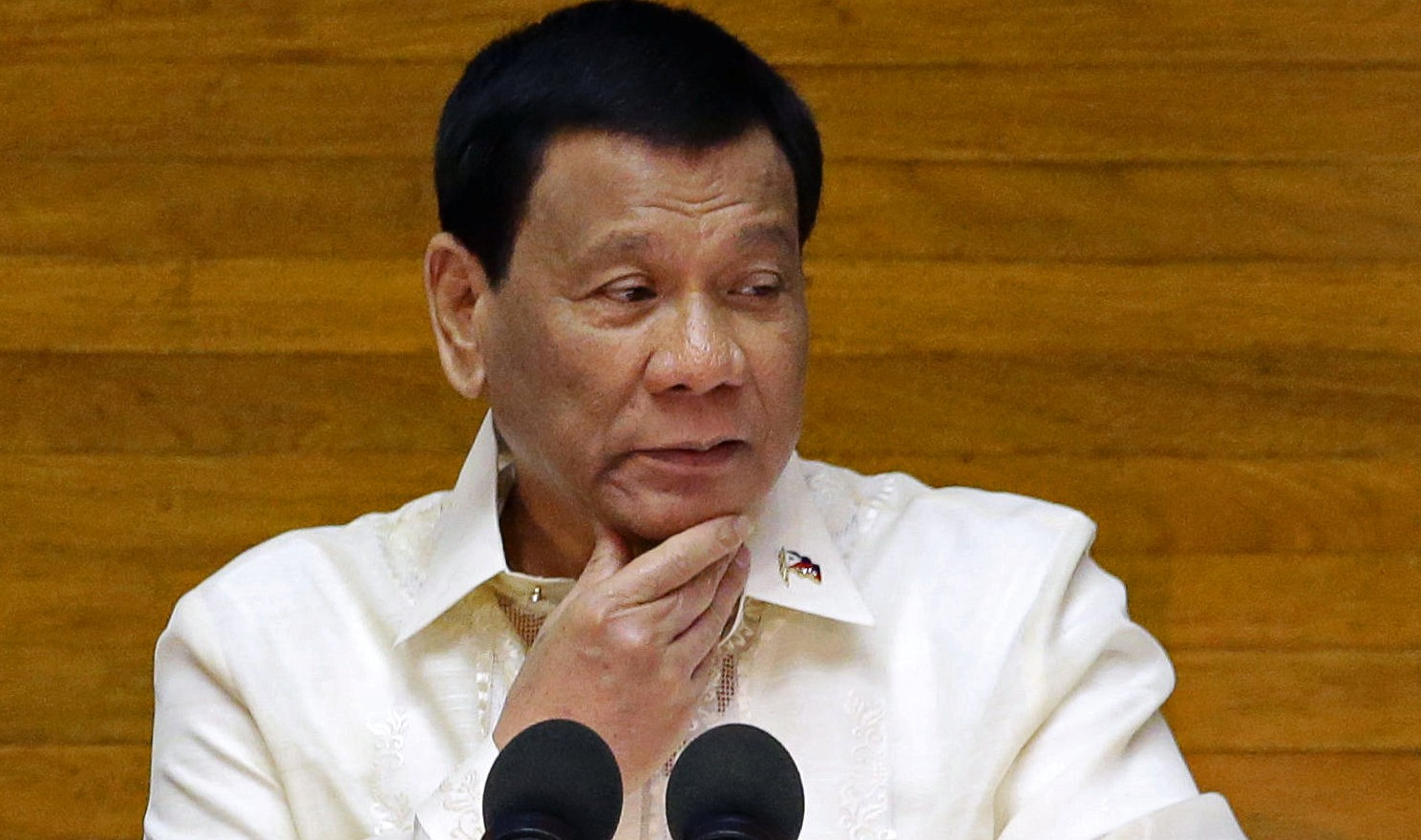 Rodrigo Duterte (REUTERS/Czar Dancel)