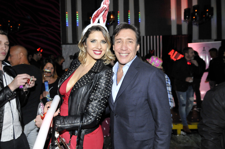 Tamara Bella y Fabián Gianola