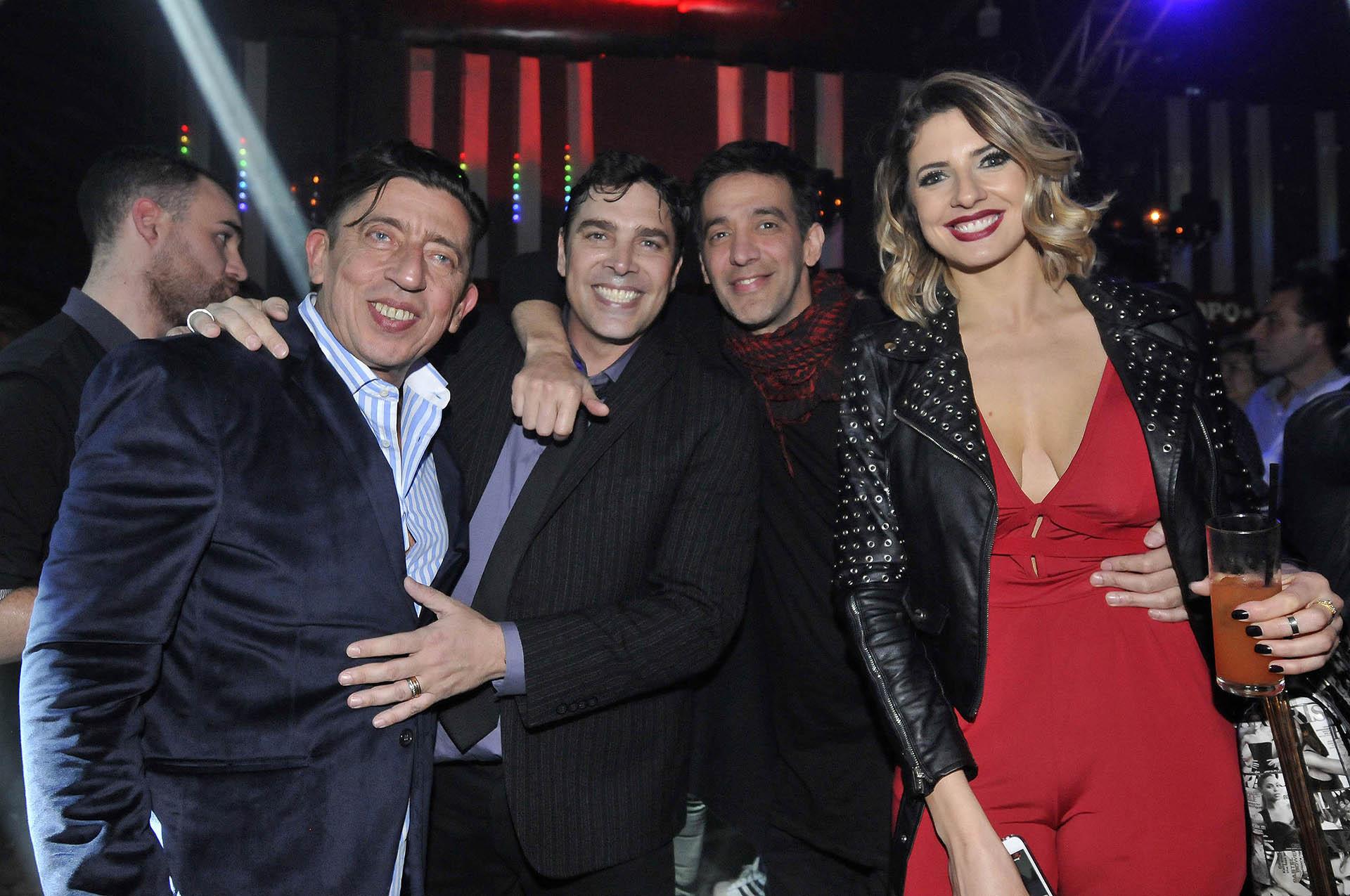 Moria Casán seguirá en Intrusos hasta el regreso de Jorge Rial