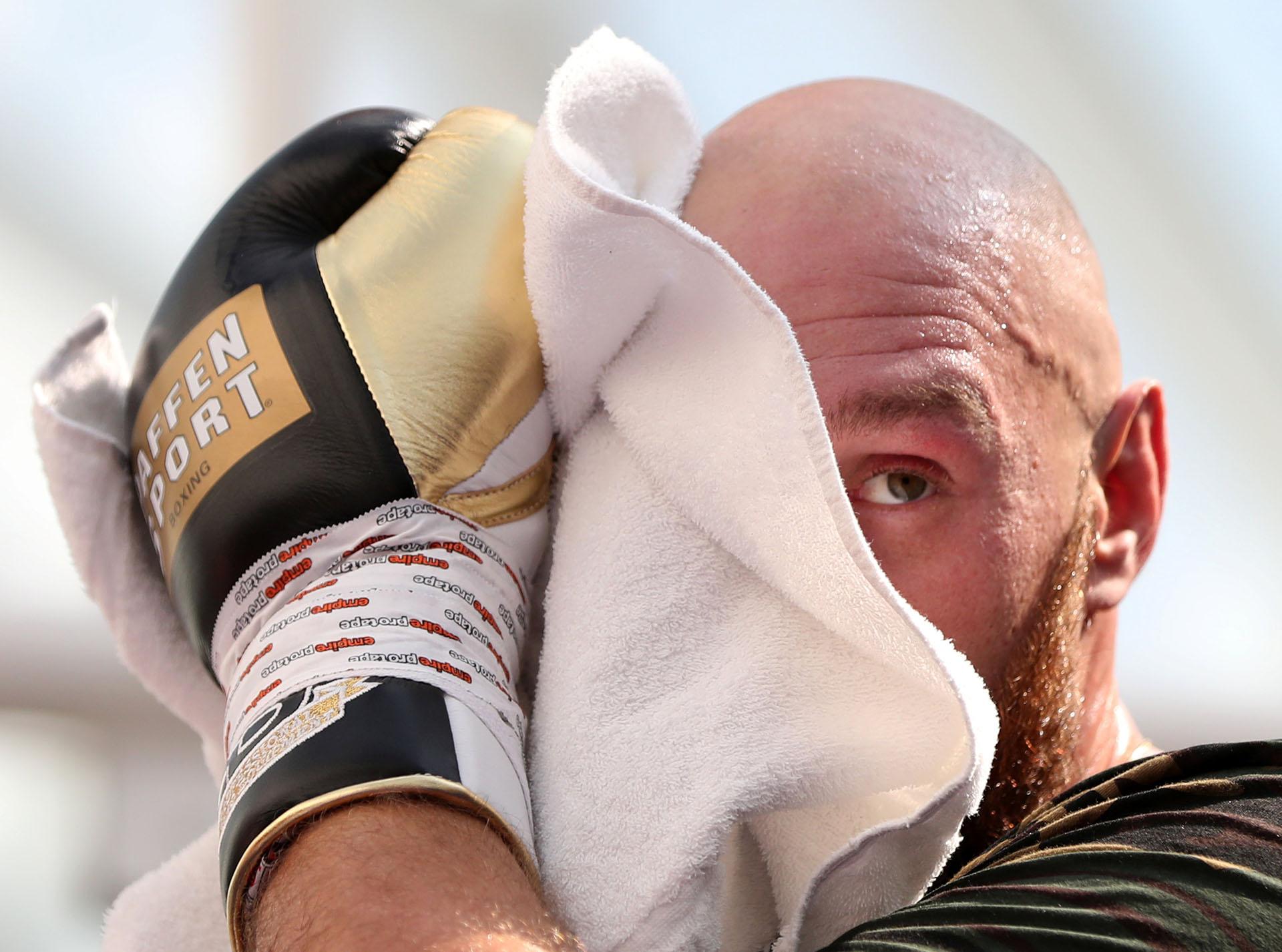 Tyson Fury superó la depresión