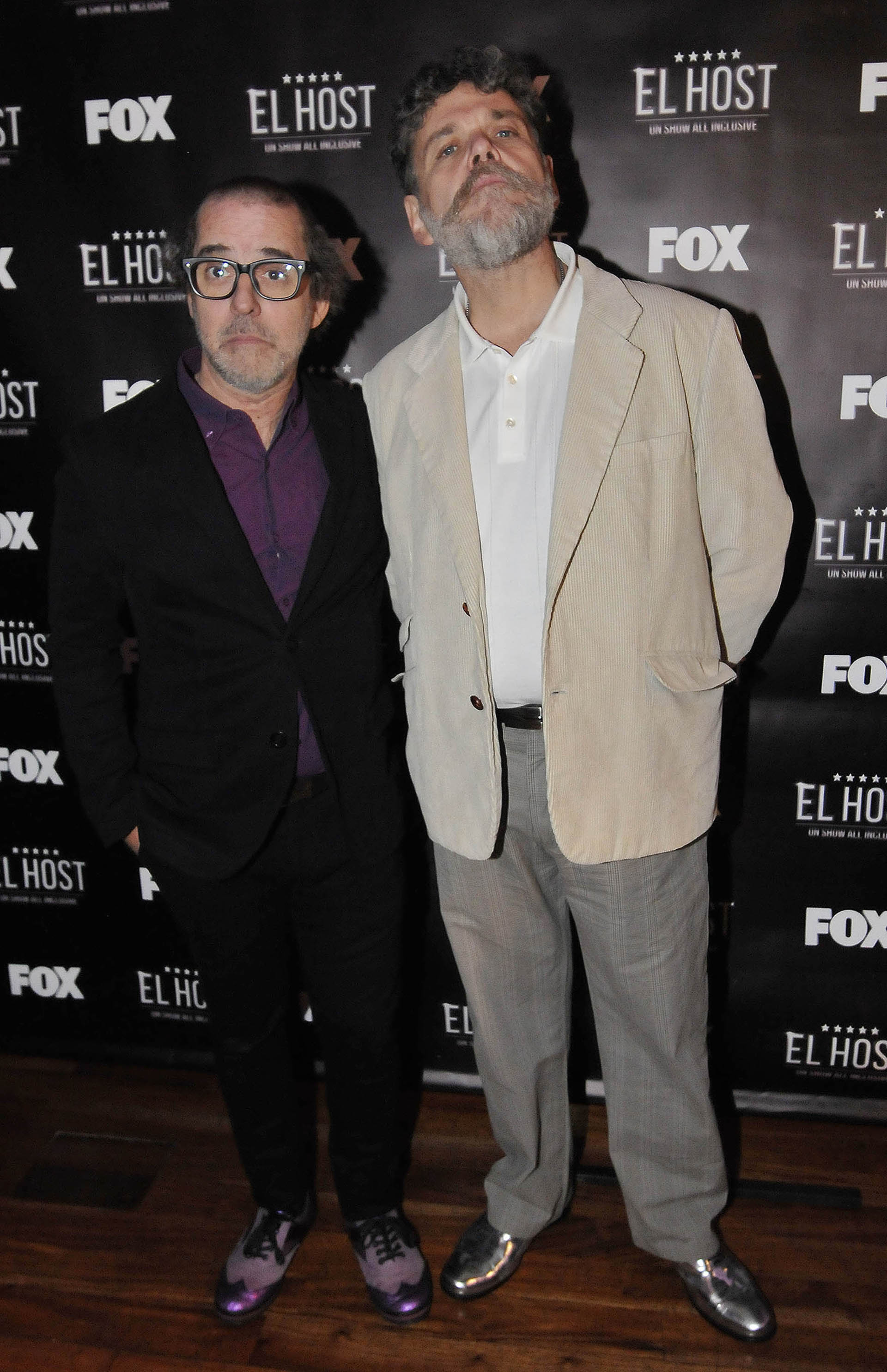 Mex Urtizberea y Alfredo Casero