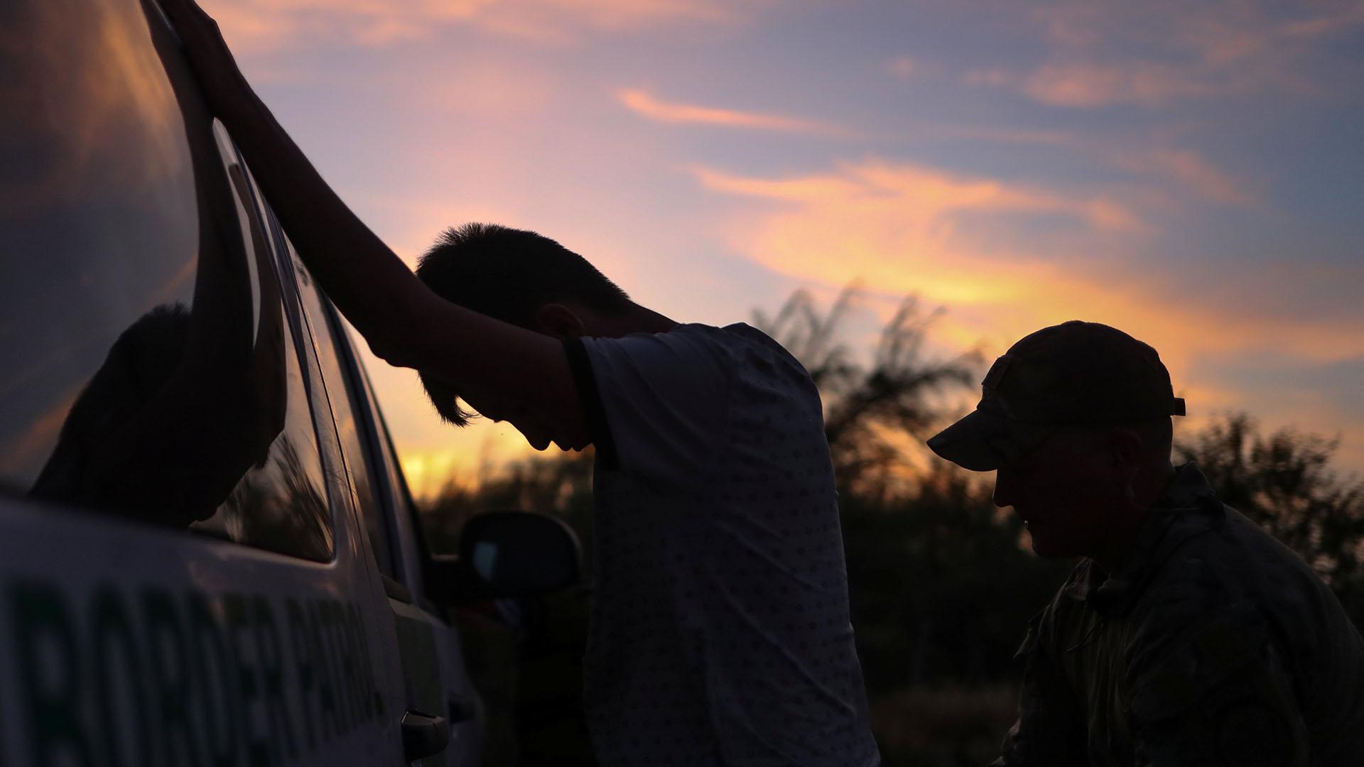 La crisis migratoria ha dejado miles de personas arrestadas. (Reuters)