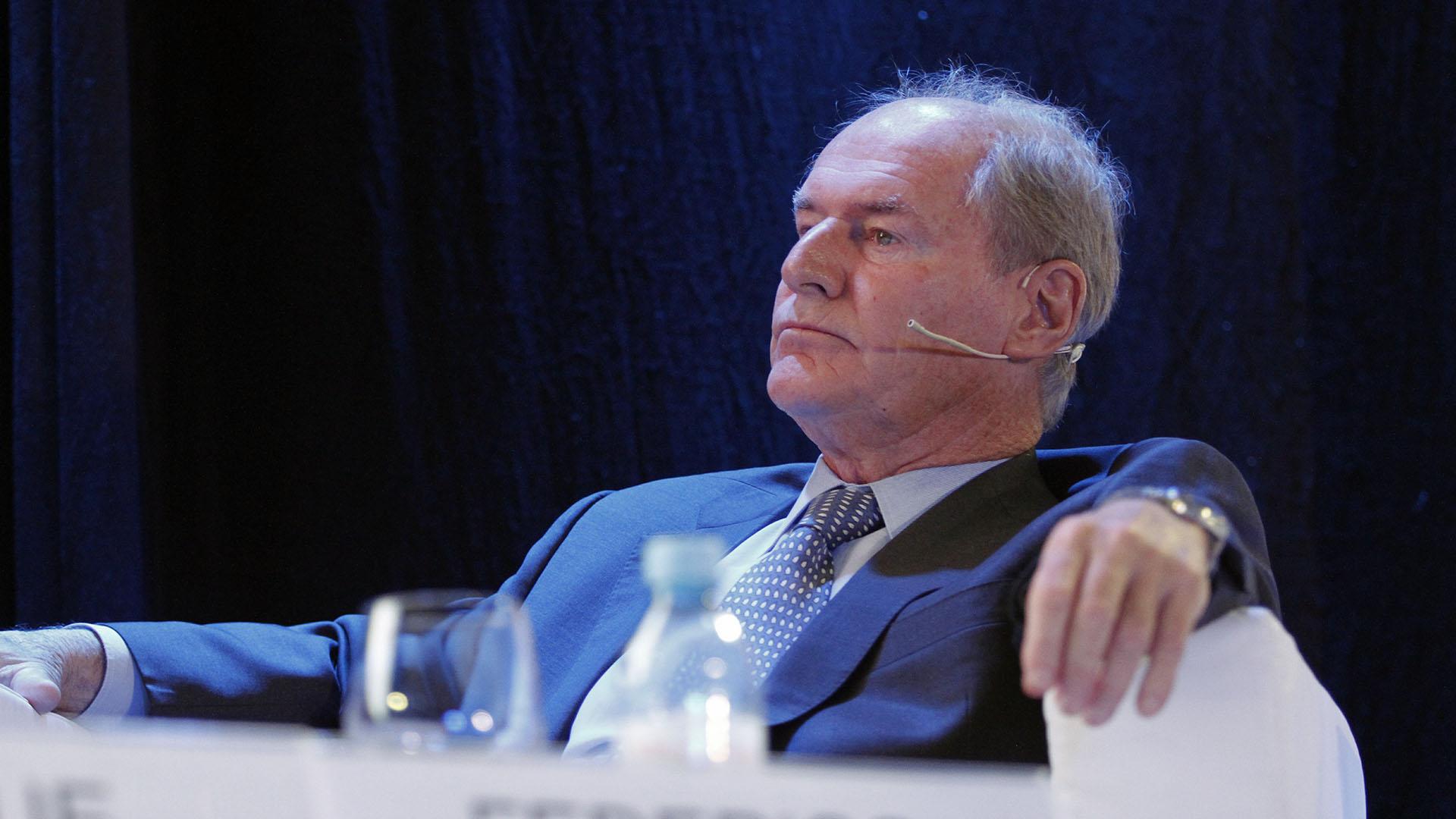 Federico Braun, presidente de La Anónima y accionista de Banco Galicia