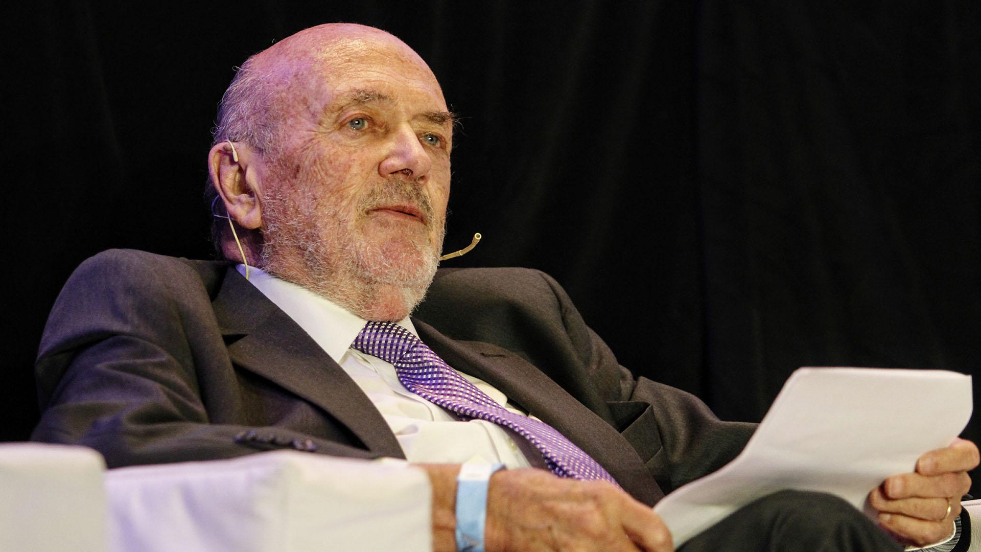 Alberto Grimoldi, presidente de la centenaria compañía de calzado