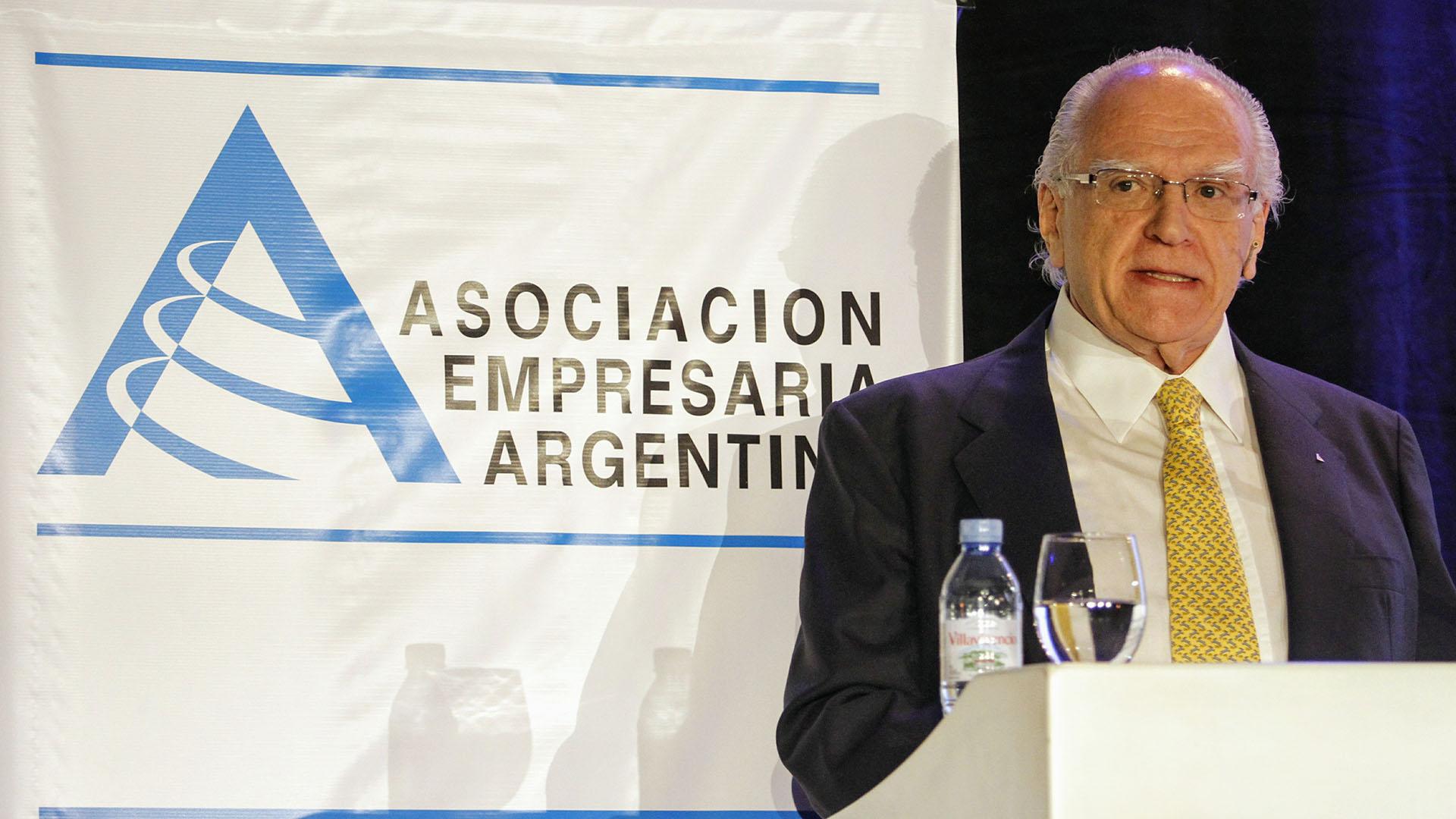 Sebastián Bagó, presidente de los Laboratorios Bagó