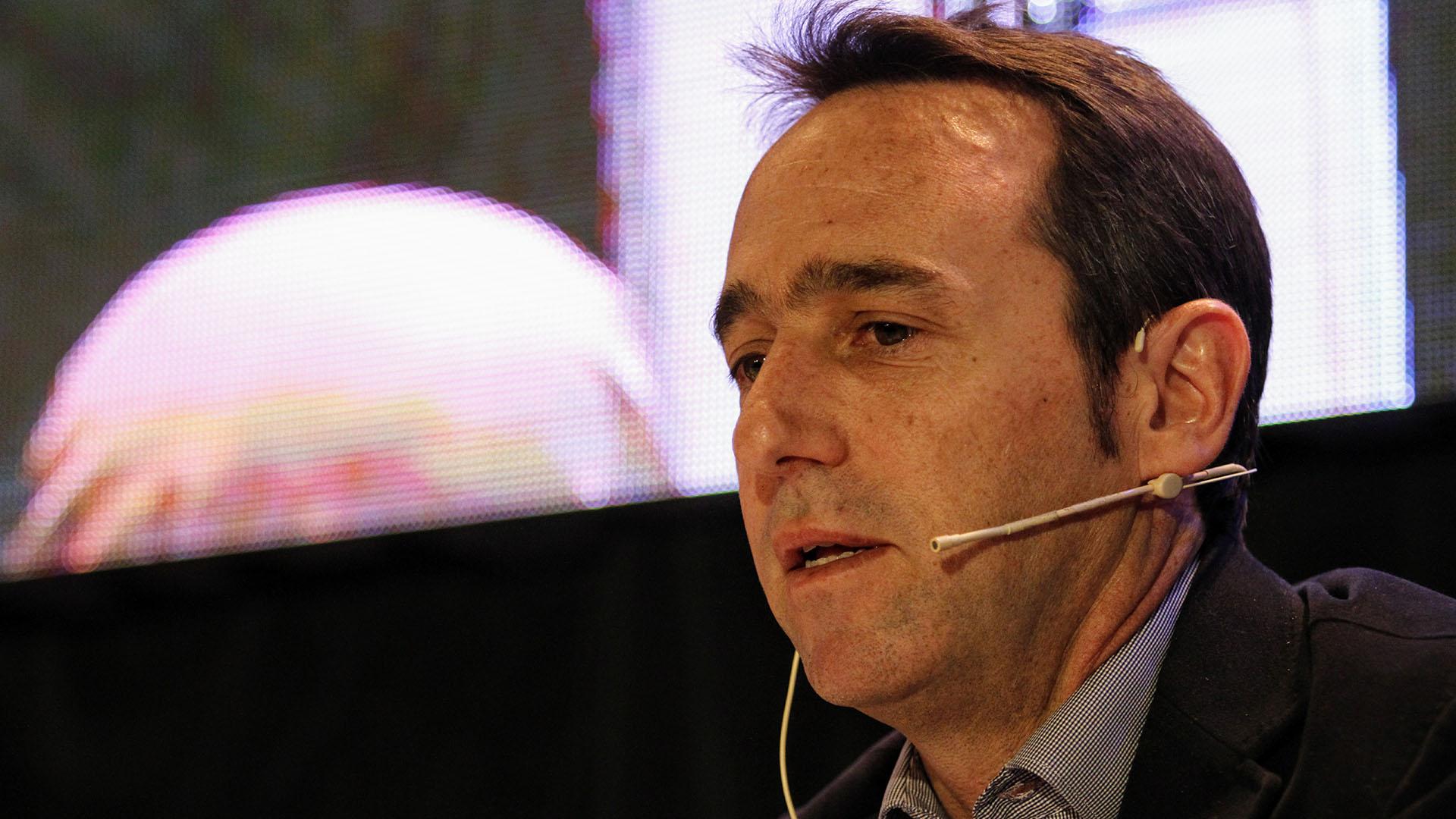 Marcos Galperín, cofundador y presidente de Mercado Libre