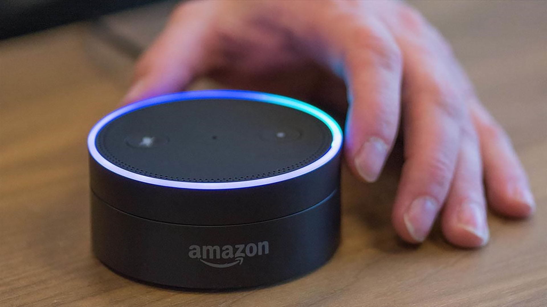 Echo Dot de Amazon (Foto: Amazon)