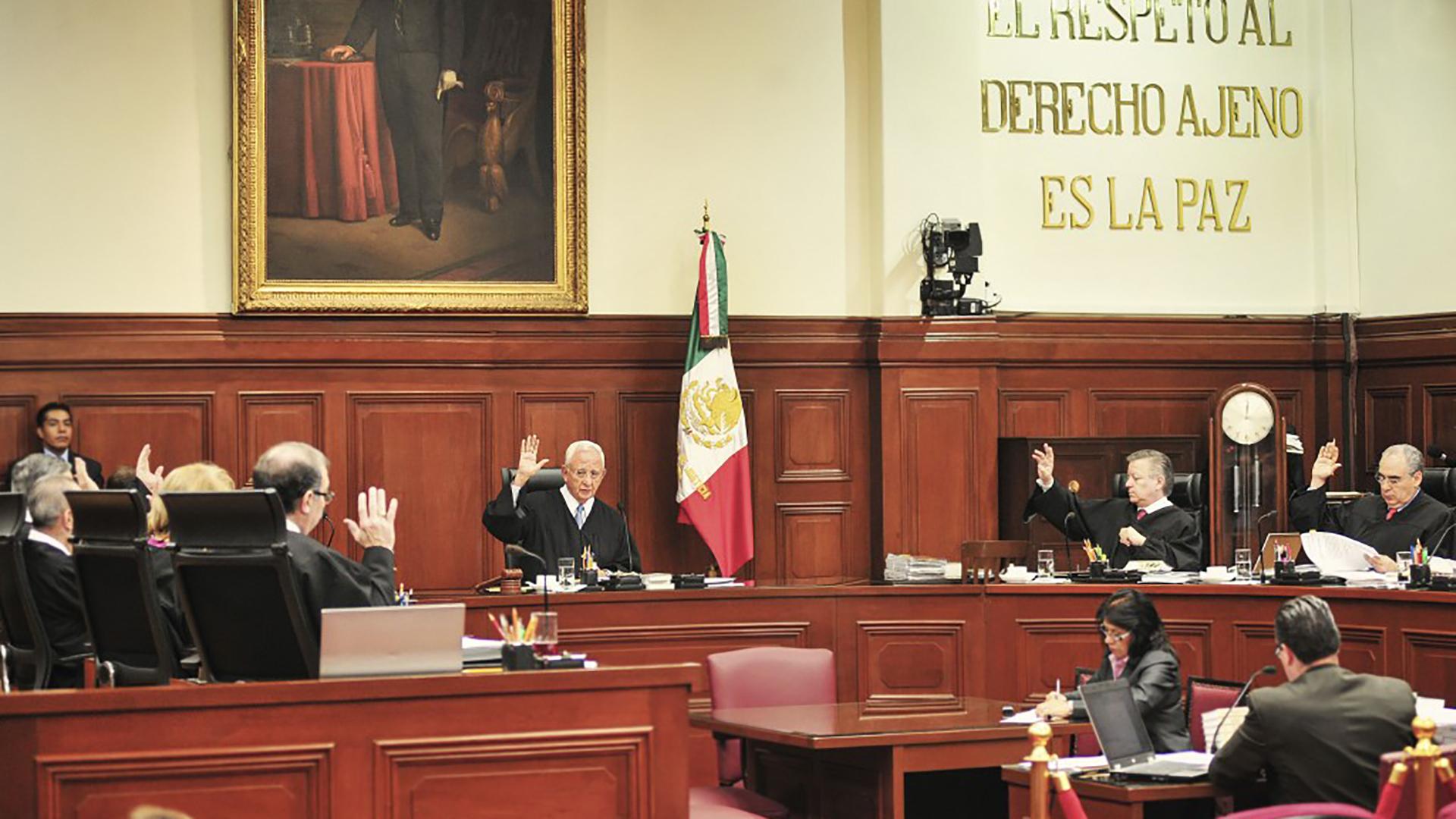 La SCJN le dio su primer revés al presidente López Obrador